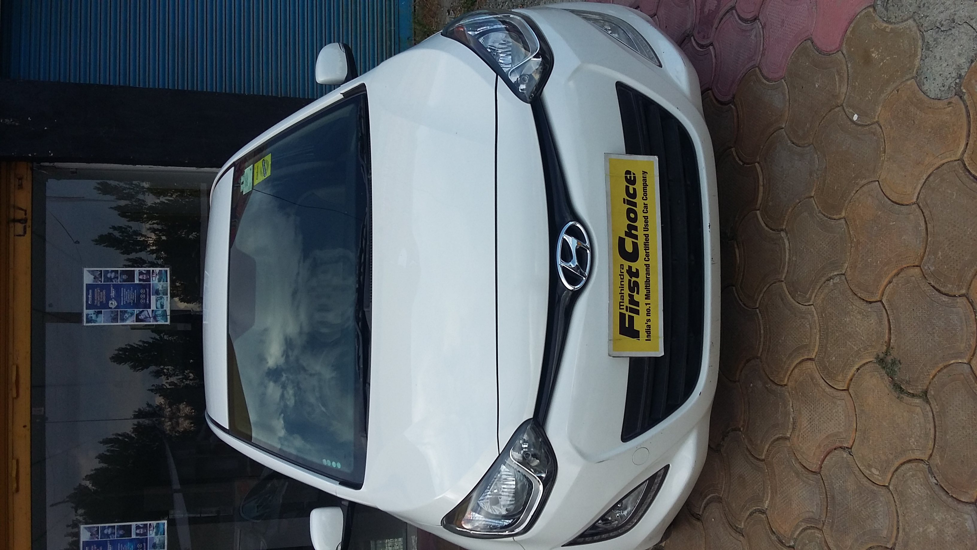 2014 Used Hyundai I20 ASTA 1.2 O WITH SUNROOF