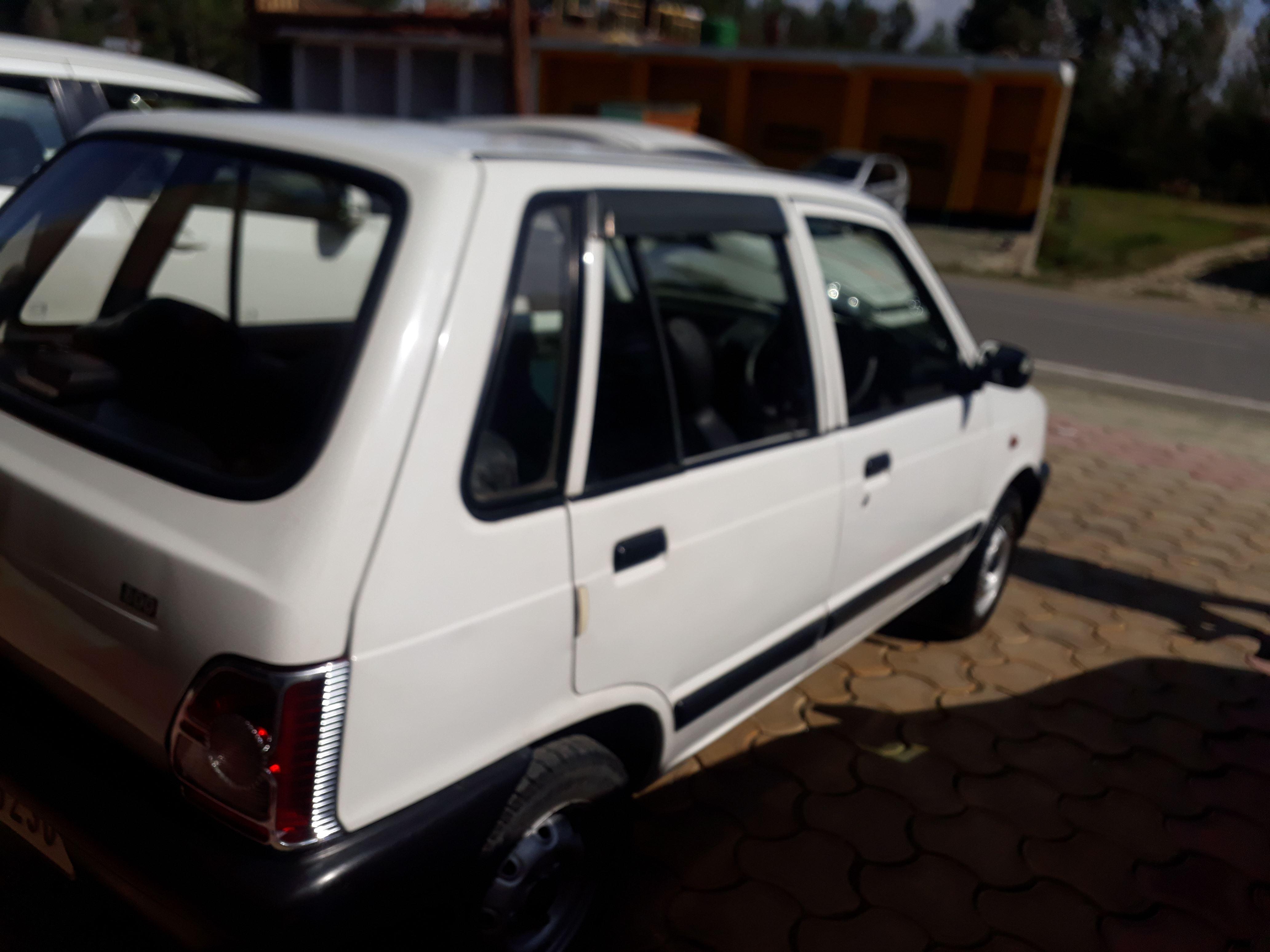 2013 Used Maruti Suzuki 800 STD BS III