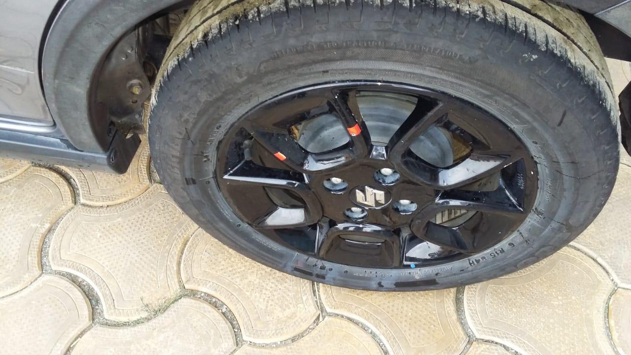 2017 Used Maruti Suzuki Ignis DELTA 1.2 MT
