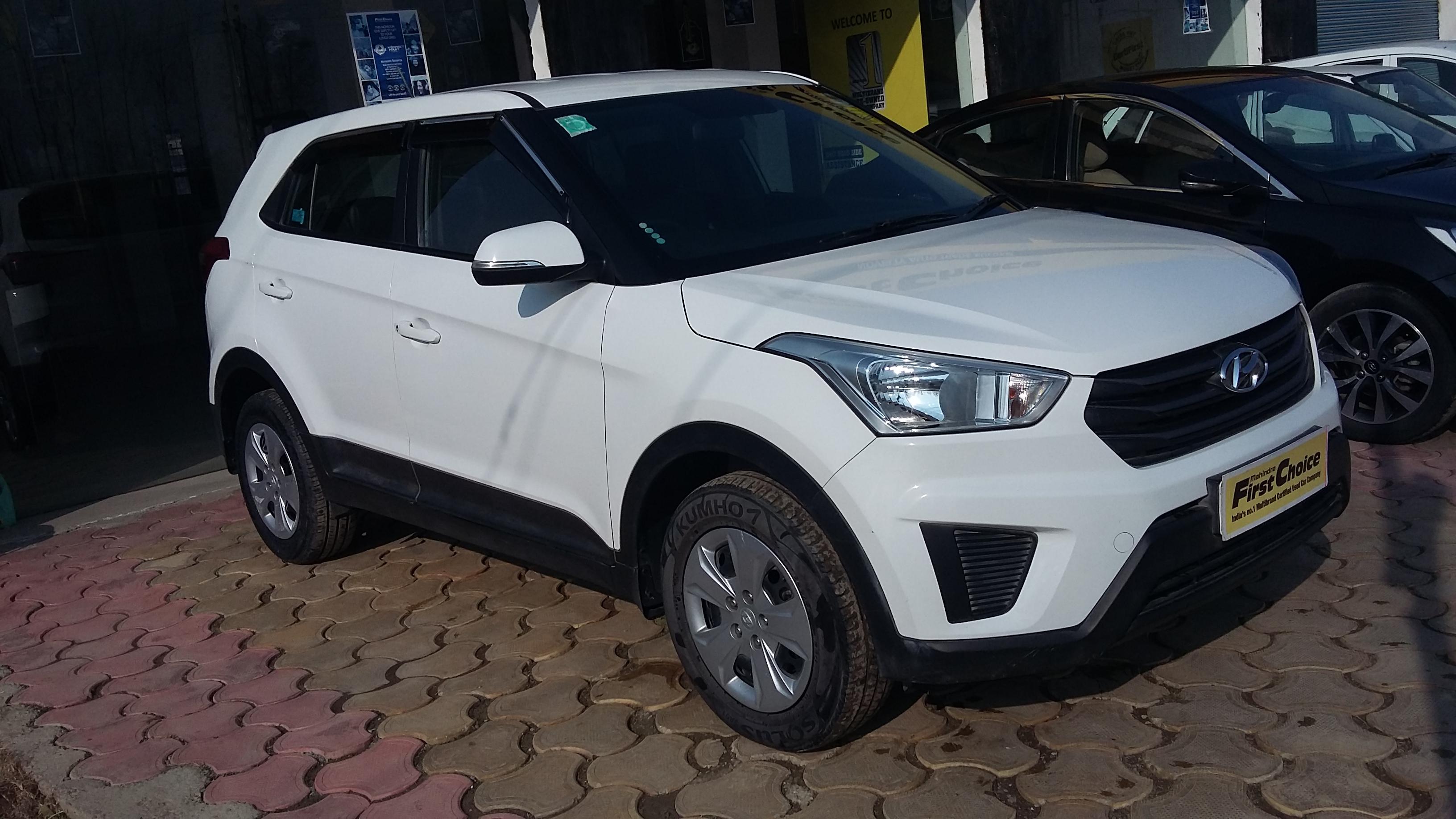 2017 Used Hyundai Creta CRDI 1.4 E PLUS