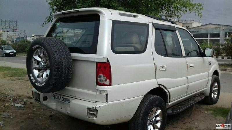 2010 Used Tata Safari 4X2 GX DICOR 2.2 VTT