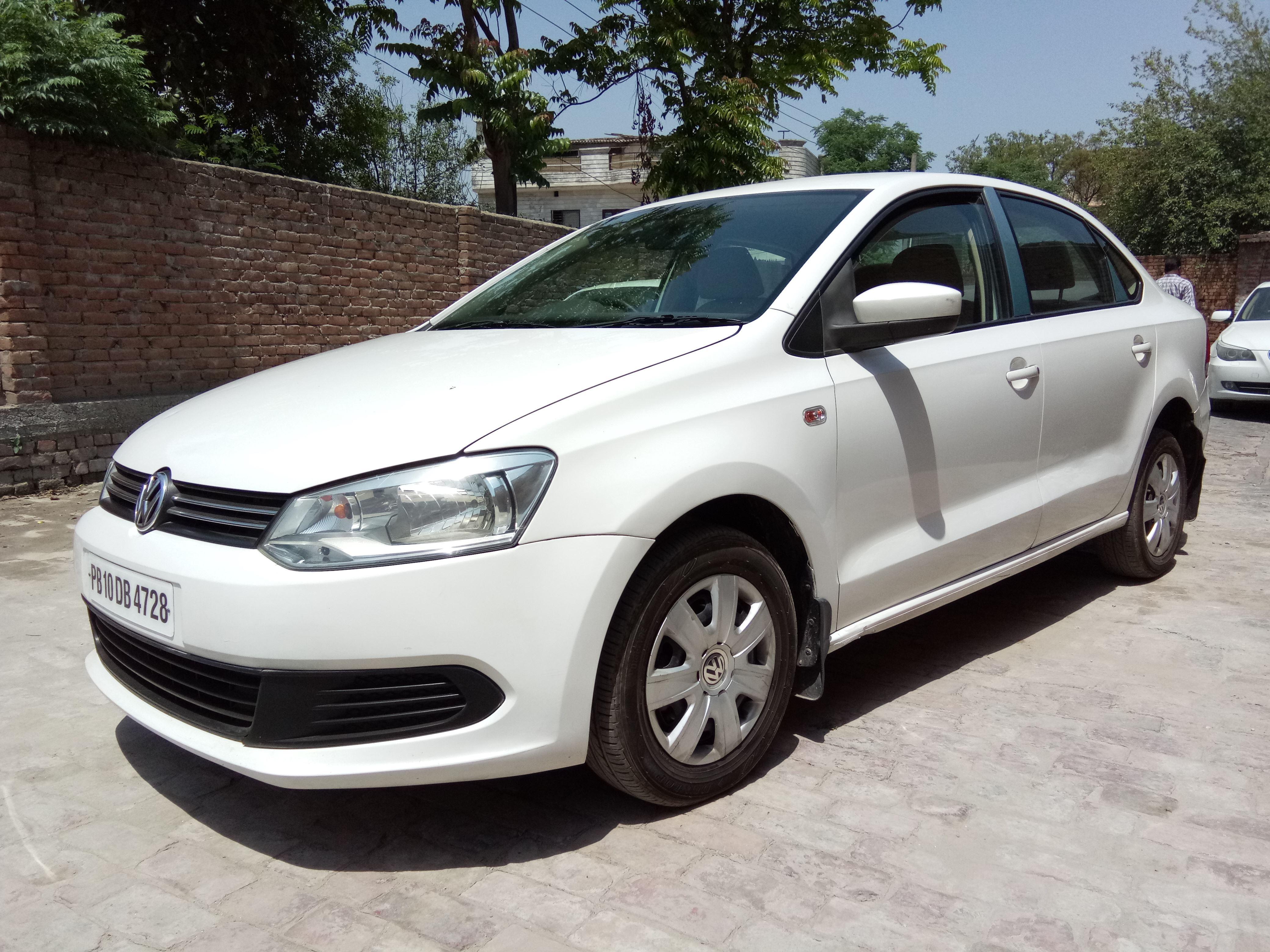 Volkswagen Vento Trendline Petrol - Mahindra First Choice