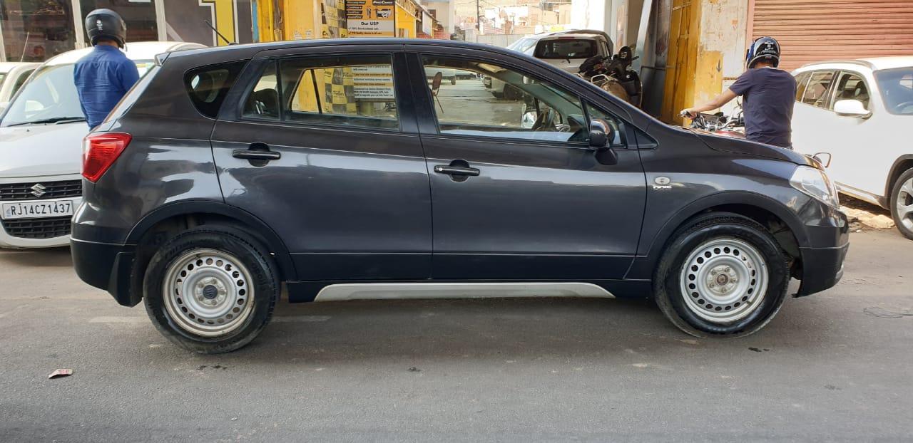 2017 Used Maruti Suzuki S Cross 1.3 SIGMA