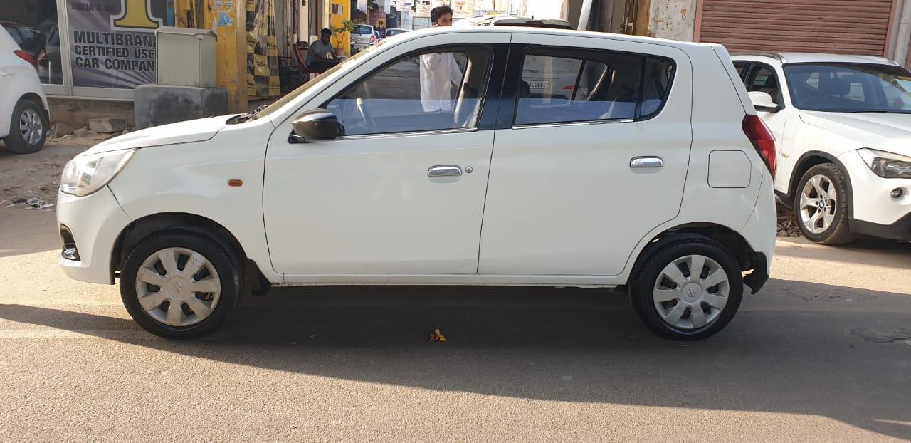 2016 Used Maruti Suzuki Alto K10 VXI