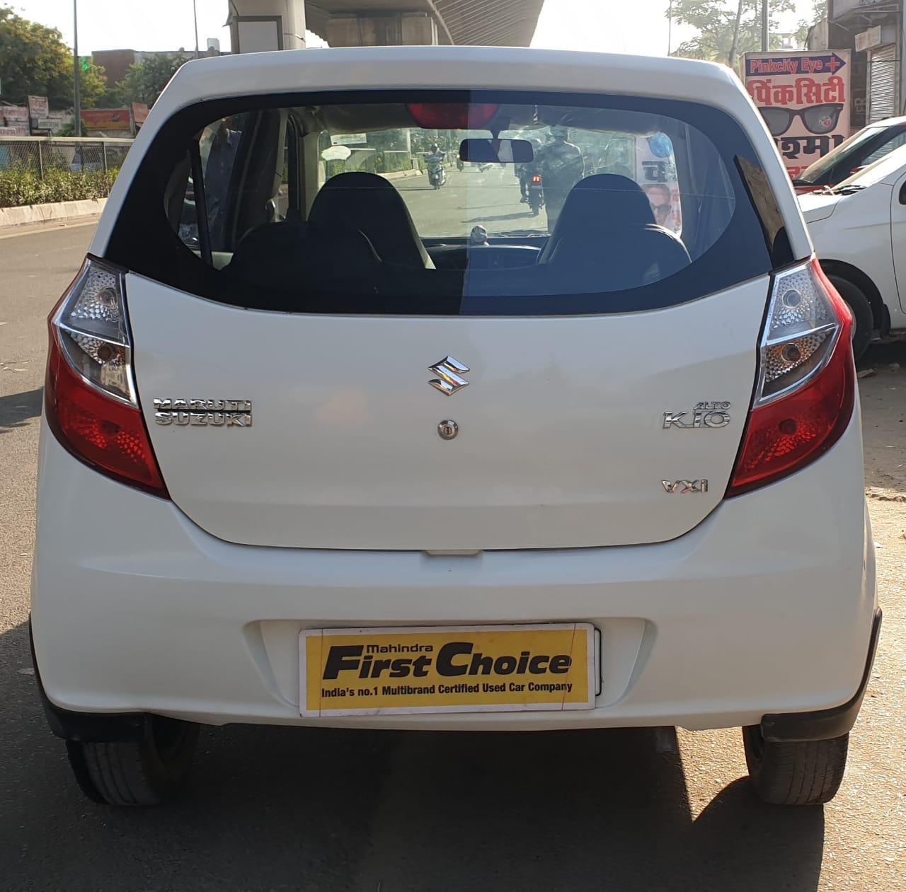 Maruti Alto K10 Price Used Car2016