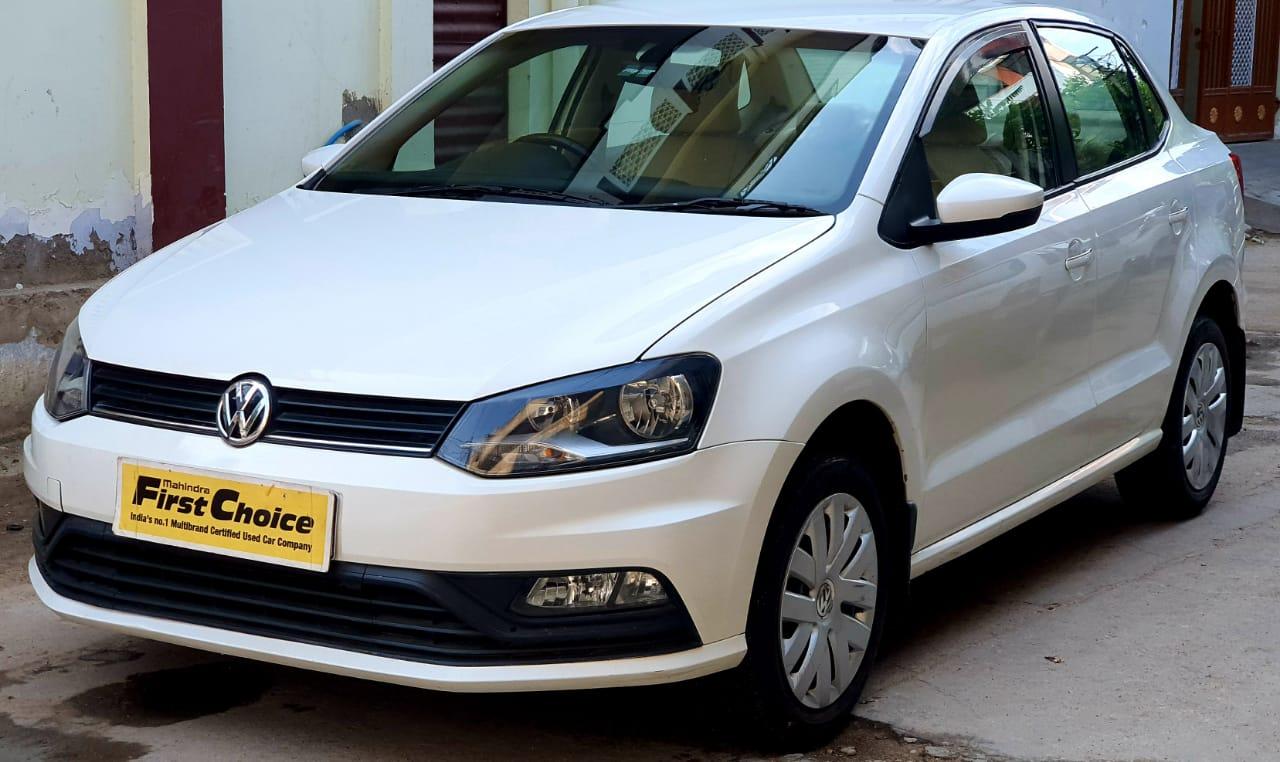 2019 Used Volkswagen Ameo HIGHLINE 1.0L PLUS (P)