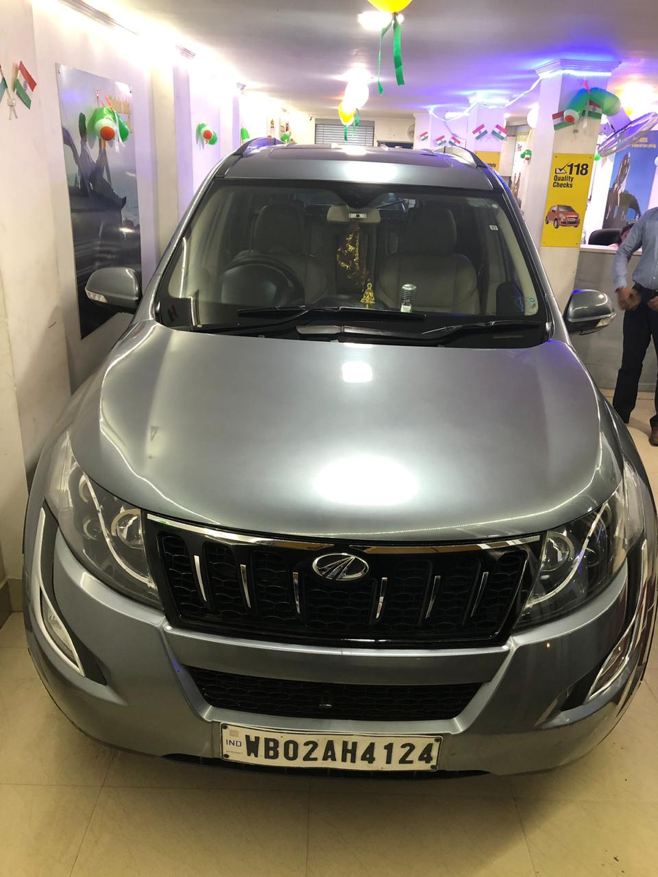 2015 Used Mahindra Xuv500 W8