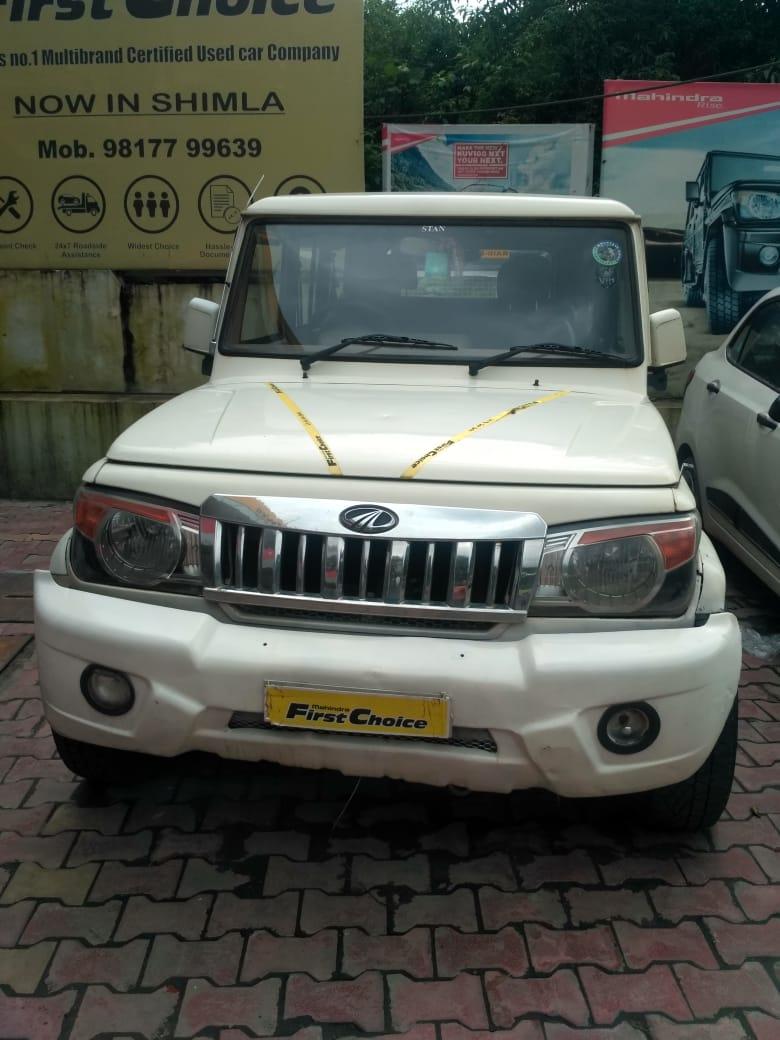 2012 Used Mahindra Bolero SLX