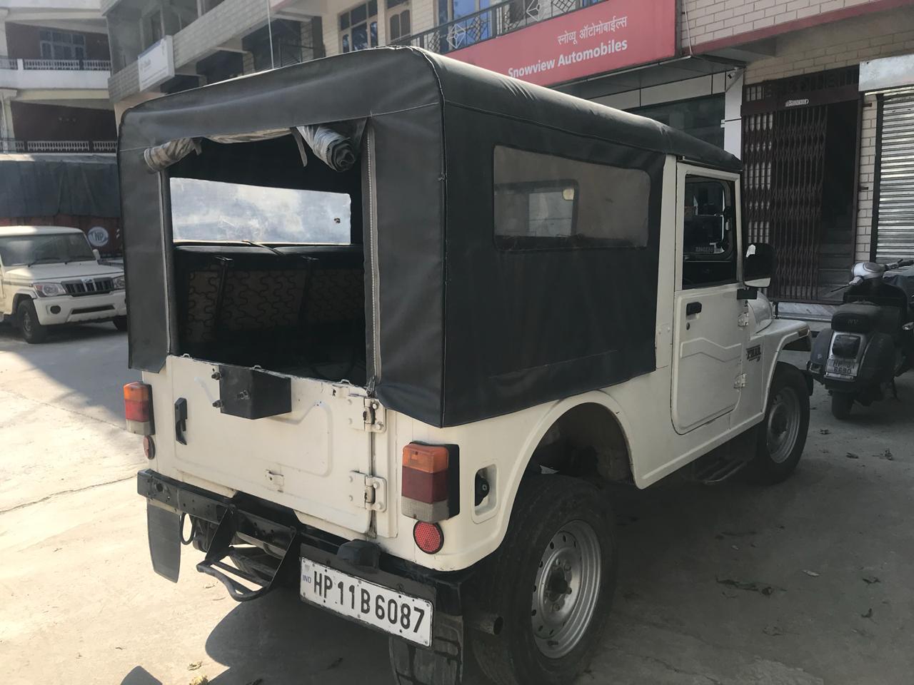 2013 Used Mahindra Thar DI 2WD