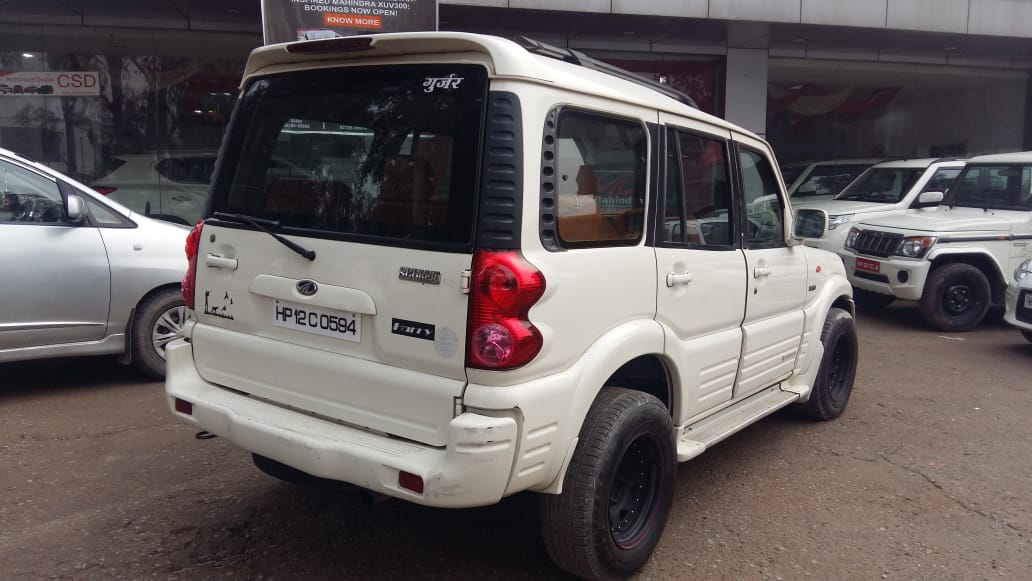2008 Used Mahindra Scorpio VLX AT BS III