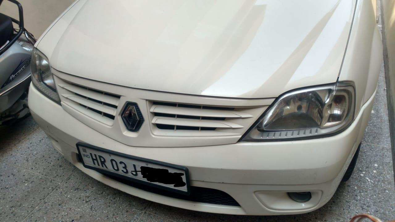 2008 Used Mahindra Renault Logan DLS 1.5 DCI