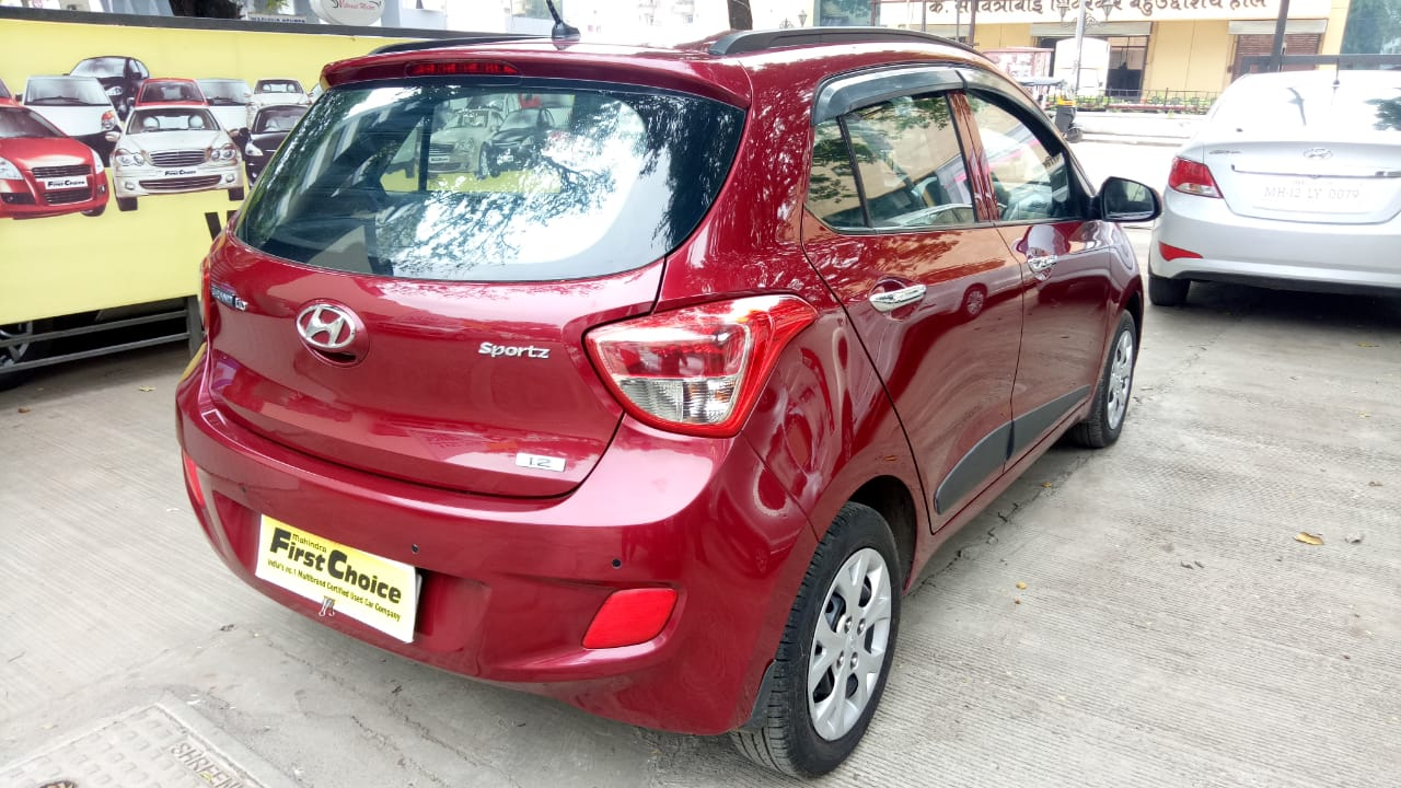 2015 Used Hyundai Grand I10 1.2 KAPPA SPORTZ