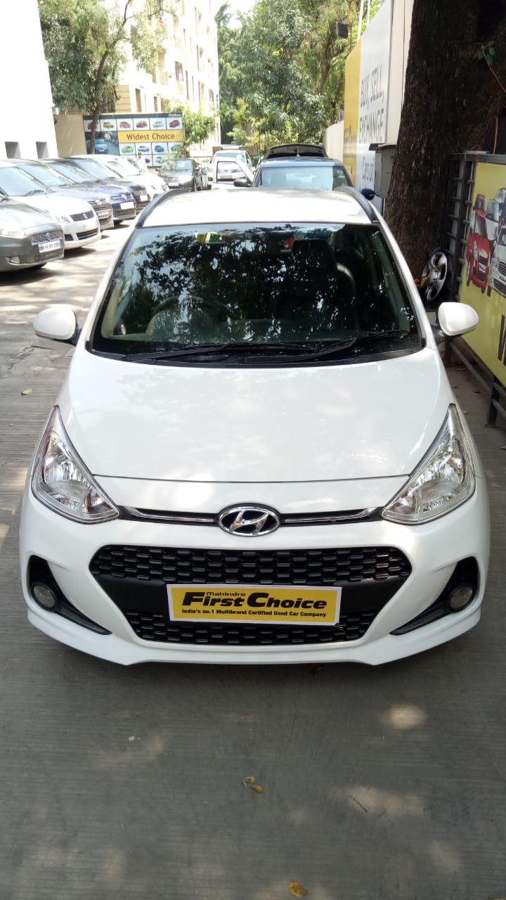2017 Used Hyundai Grand I10 1.2 KAPPA ASTA