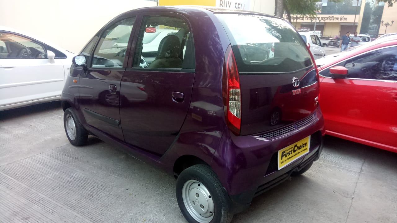 2016 Used Tata Nano CX CNG