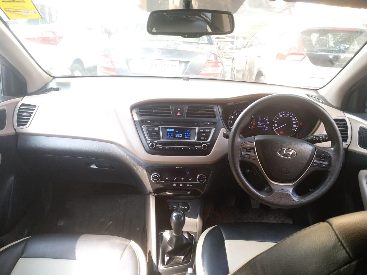2015 Used Hyundai I20 SPORTZ 1.2 BS IV