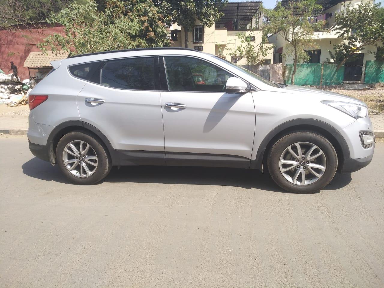 2015 Used Hyundai Santa Fe 2WD