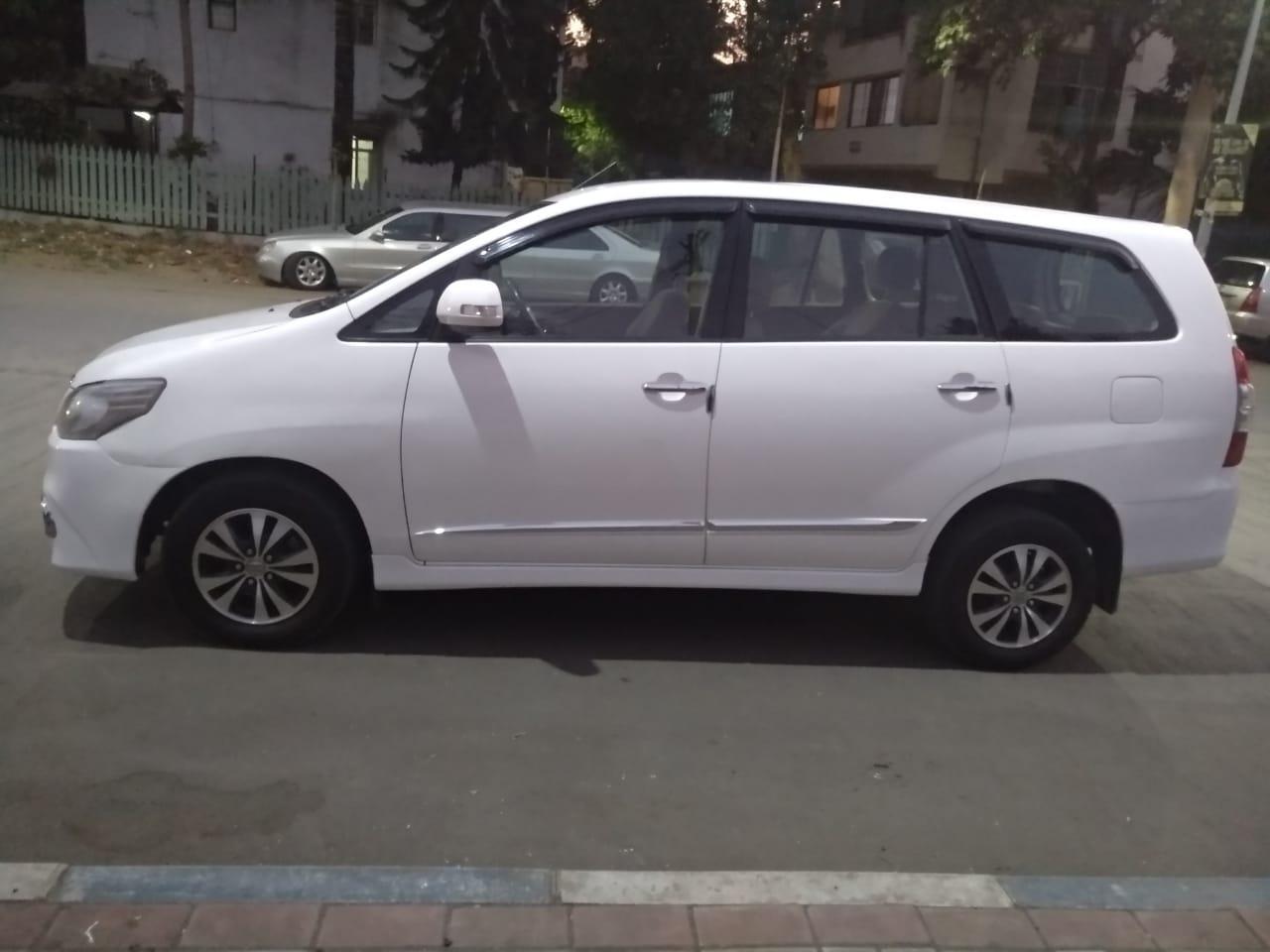 2015 Used Toyota Innova 2.5 VX 7 STR BS IV