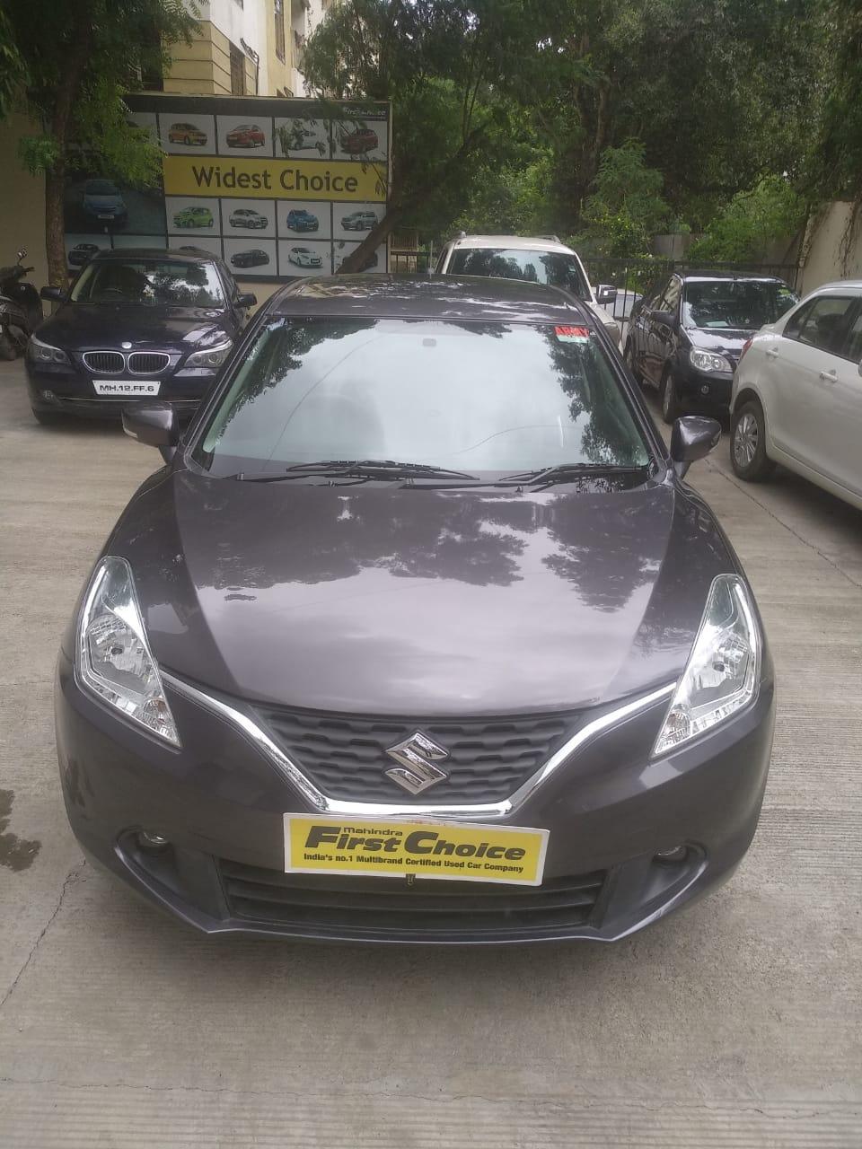 Used Maruti Suzuki in Pune - Mahindra First Choice