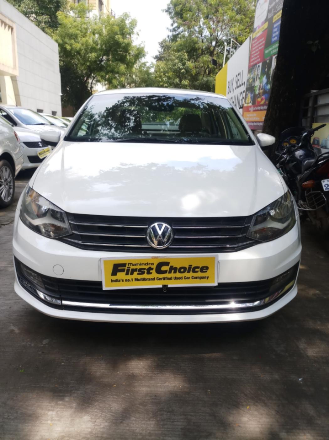 2016 Used Volkswagen Vento HIGHLINE 1.5 DIESEL AT