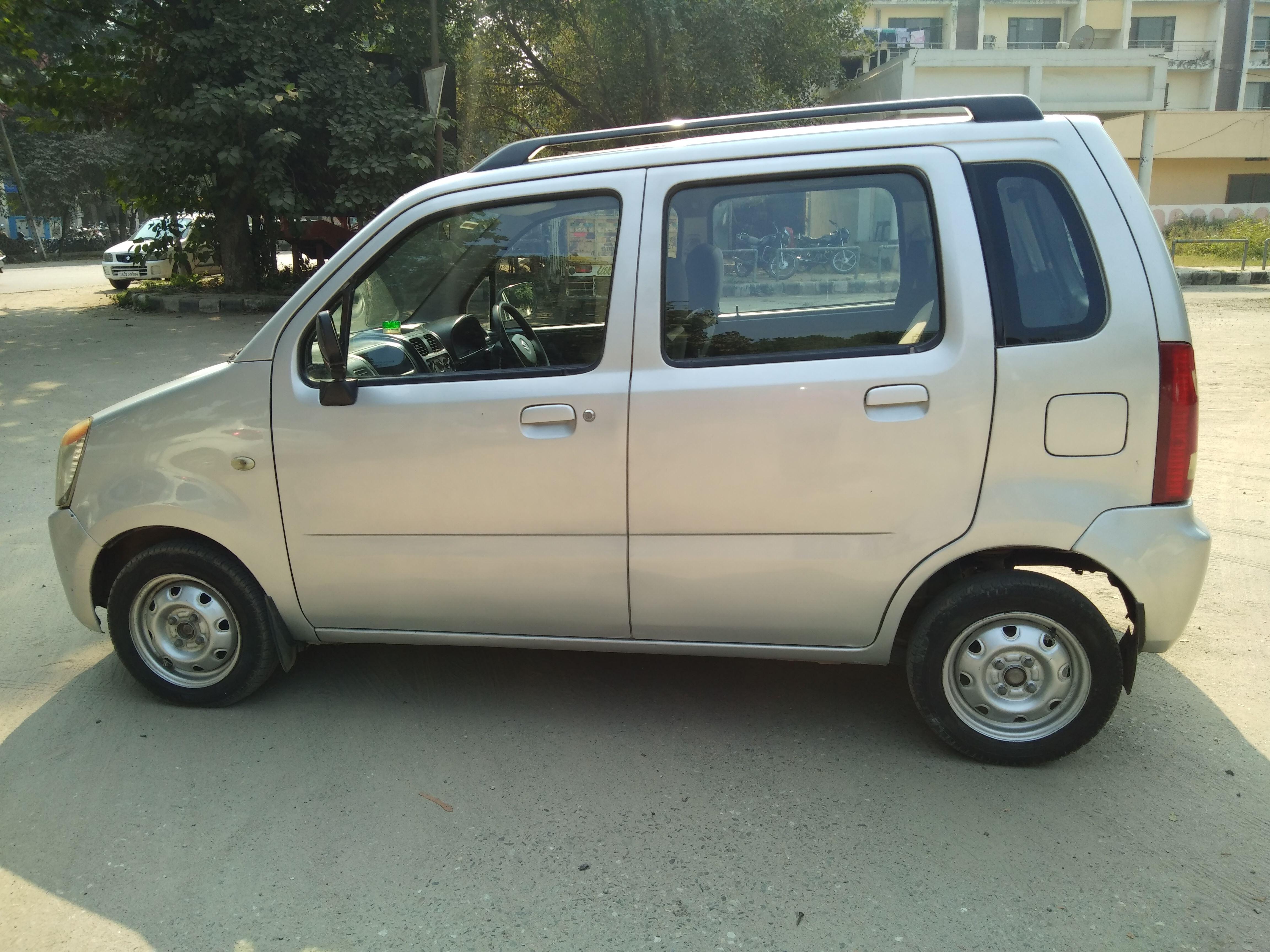 2007 Used Maruti Suzuki Wagon R LXI MINOR