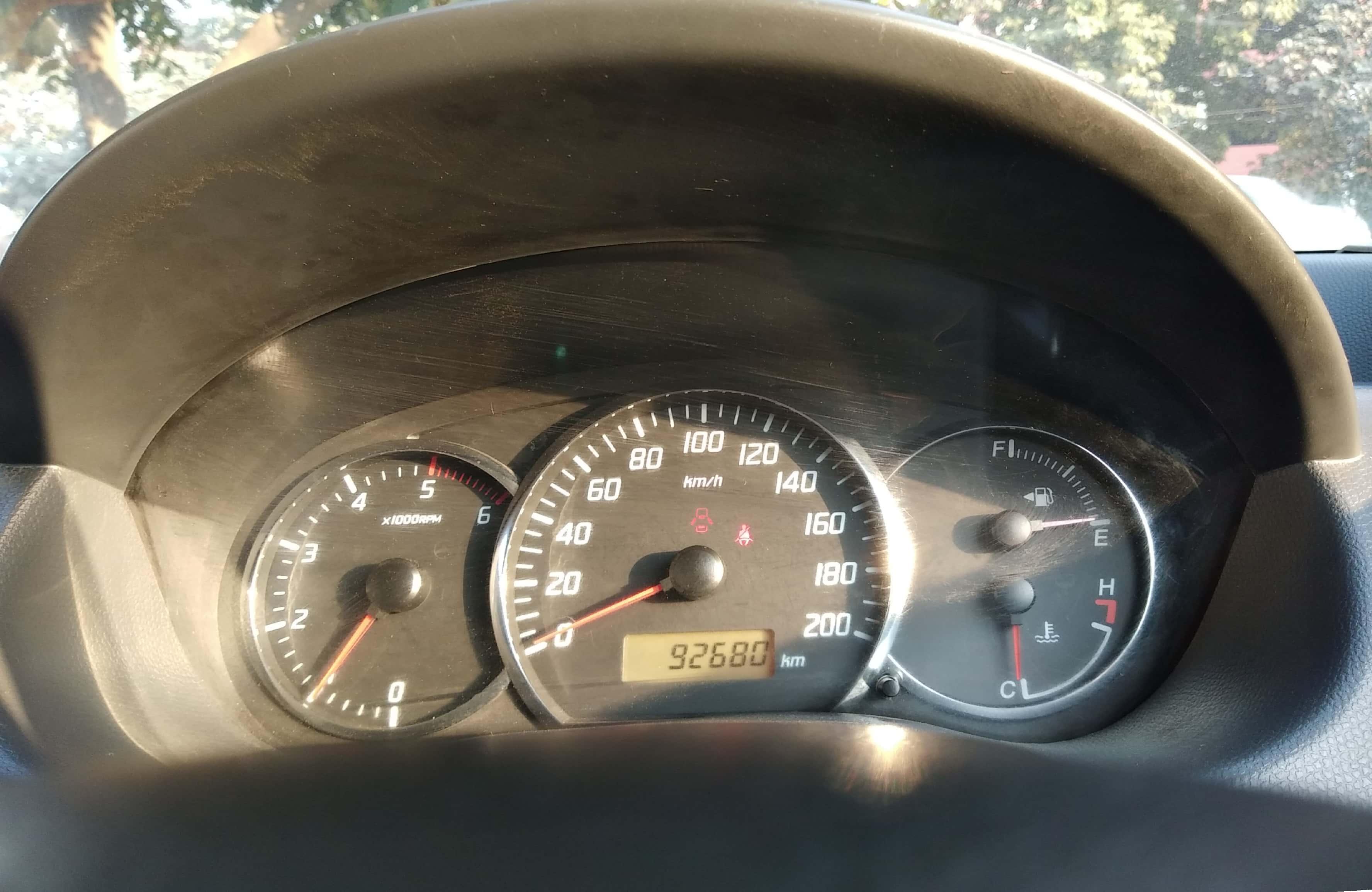 2009 Used Maruti Suzuki Swift Dzire VDI