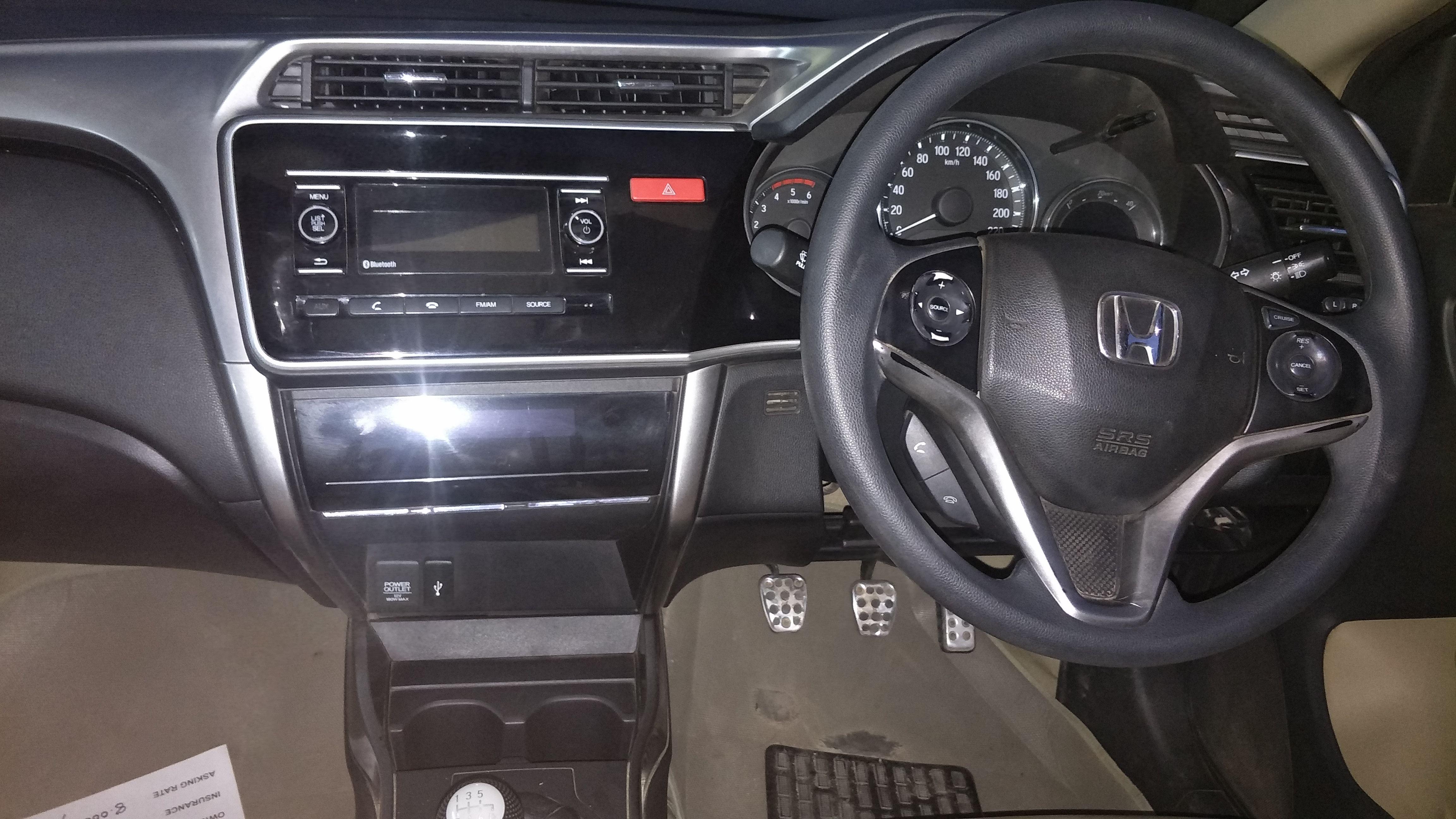 2015 Used Honda City S MT DIESEL