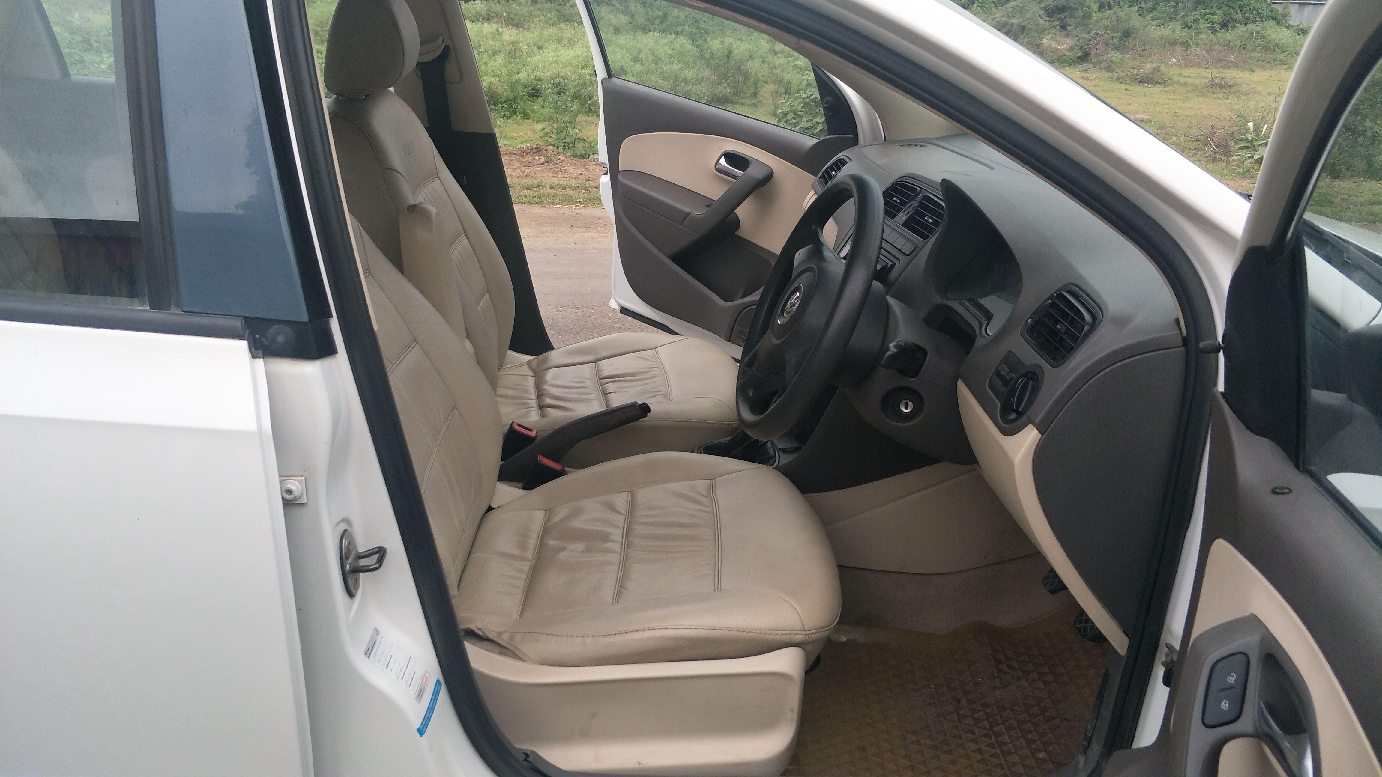 2010 Used Volkswagen Vento TRENDLINE DIESEL