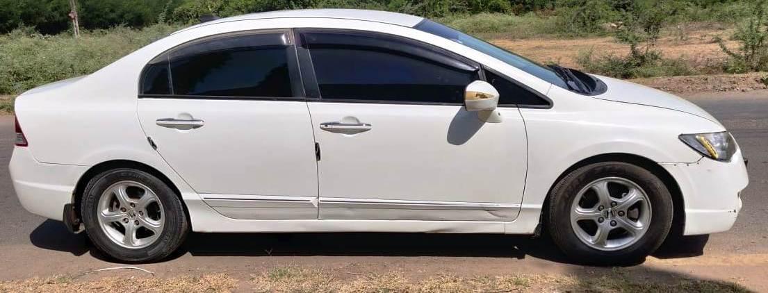 2009 Used Honda Civic 1.8V MT