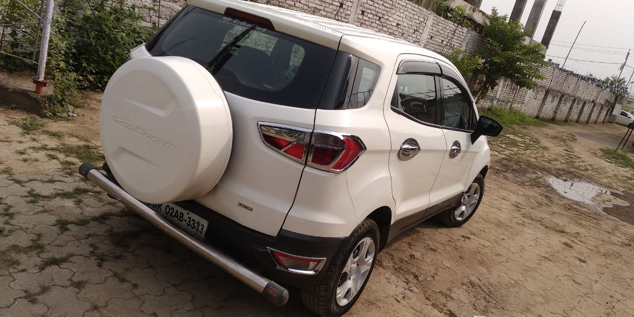 2015 Used Ford Ecosport TREND 1.5 TI VCT