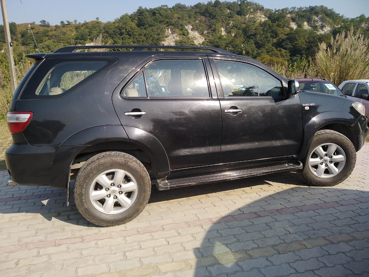 2010 Used Toyota Fortuner 2.8 4WD AT