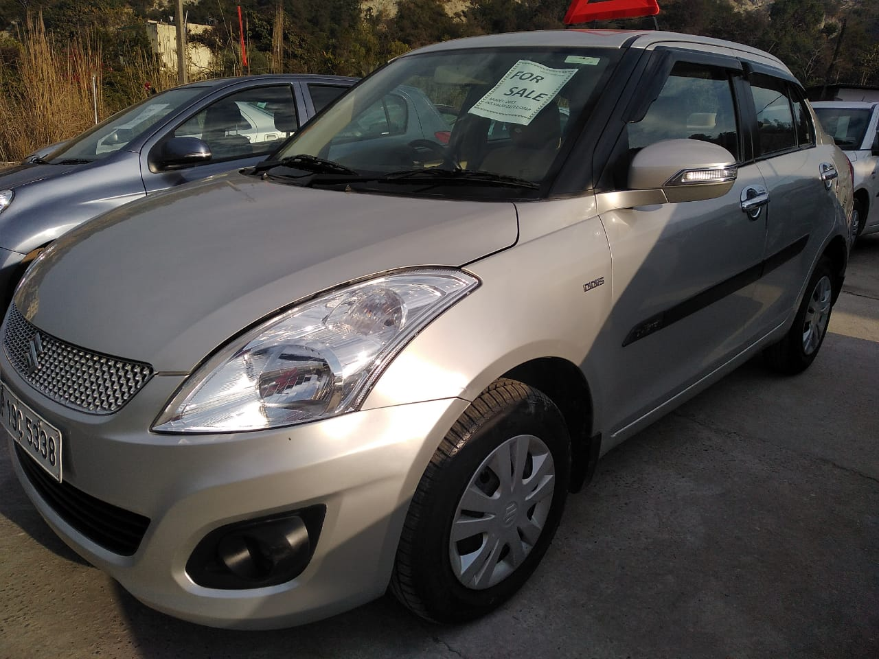 2014 Used Maruti Suzuki Swift Dzire LDI BS IV