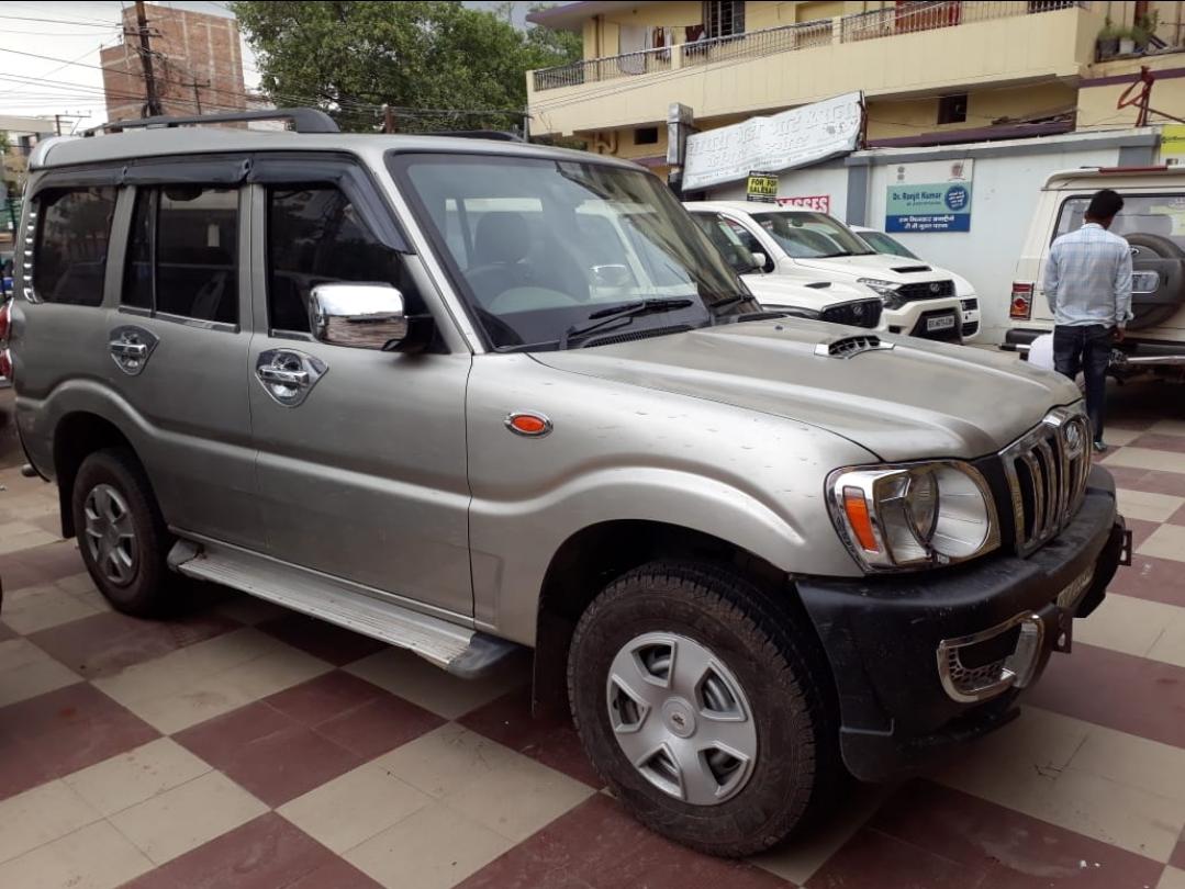 Used Mahindra Scorpio in Patna - Mahindra First Choice