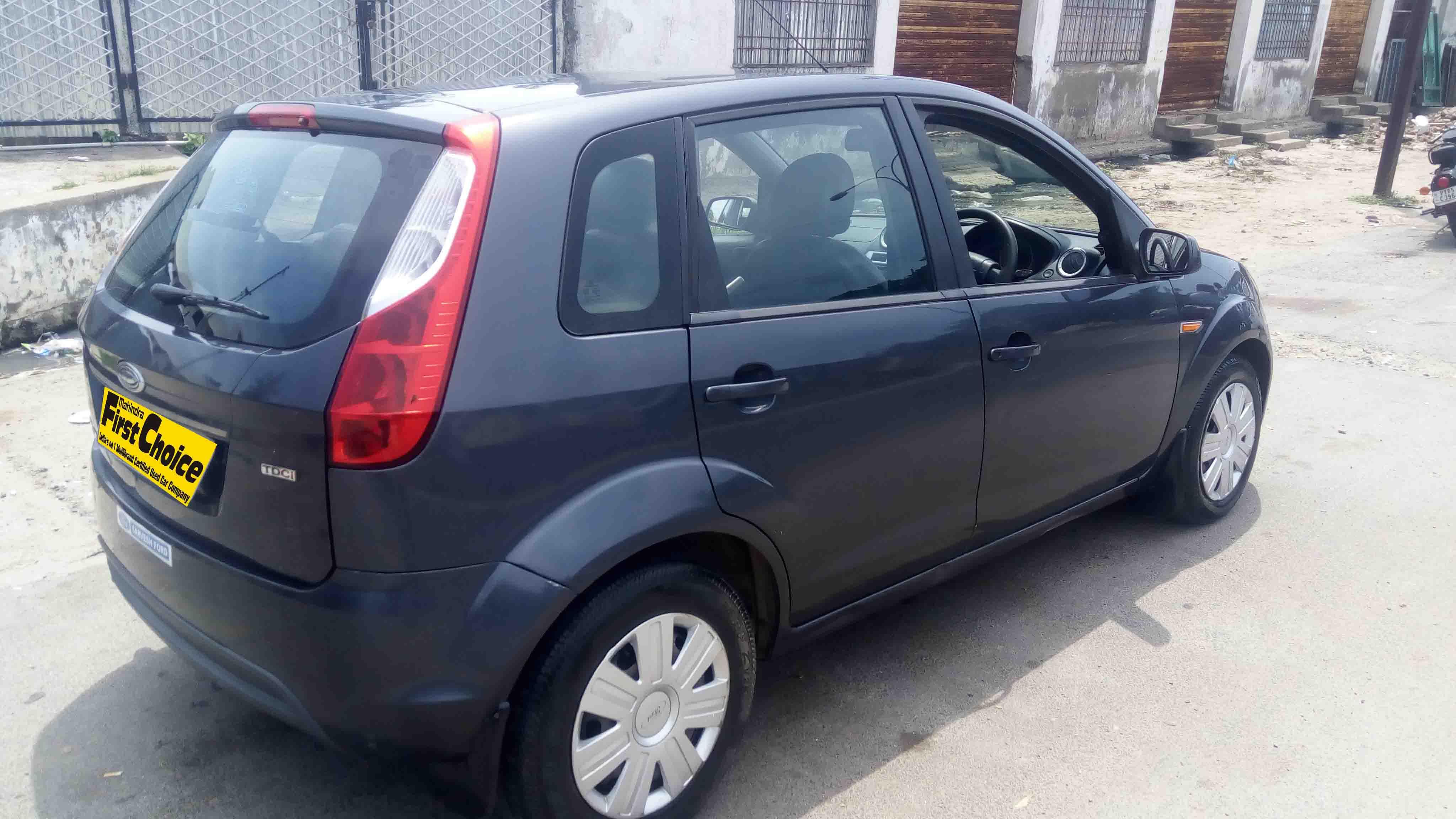 2010 Used Ford Figo DURATORQ TITANIUM 1.4