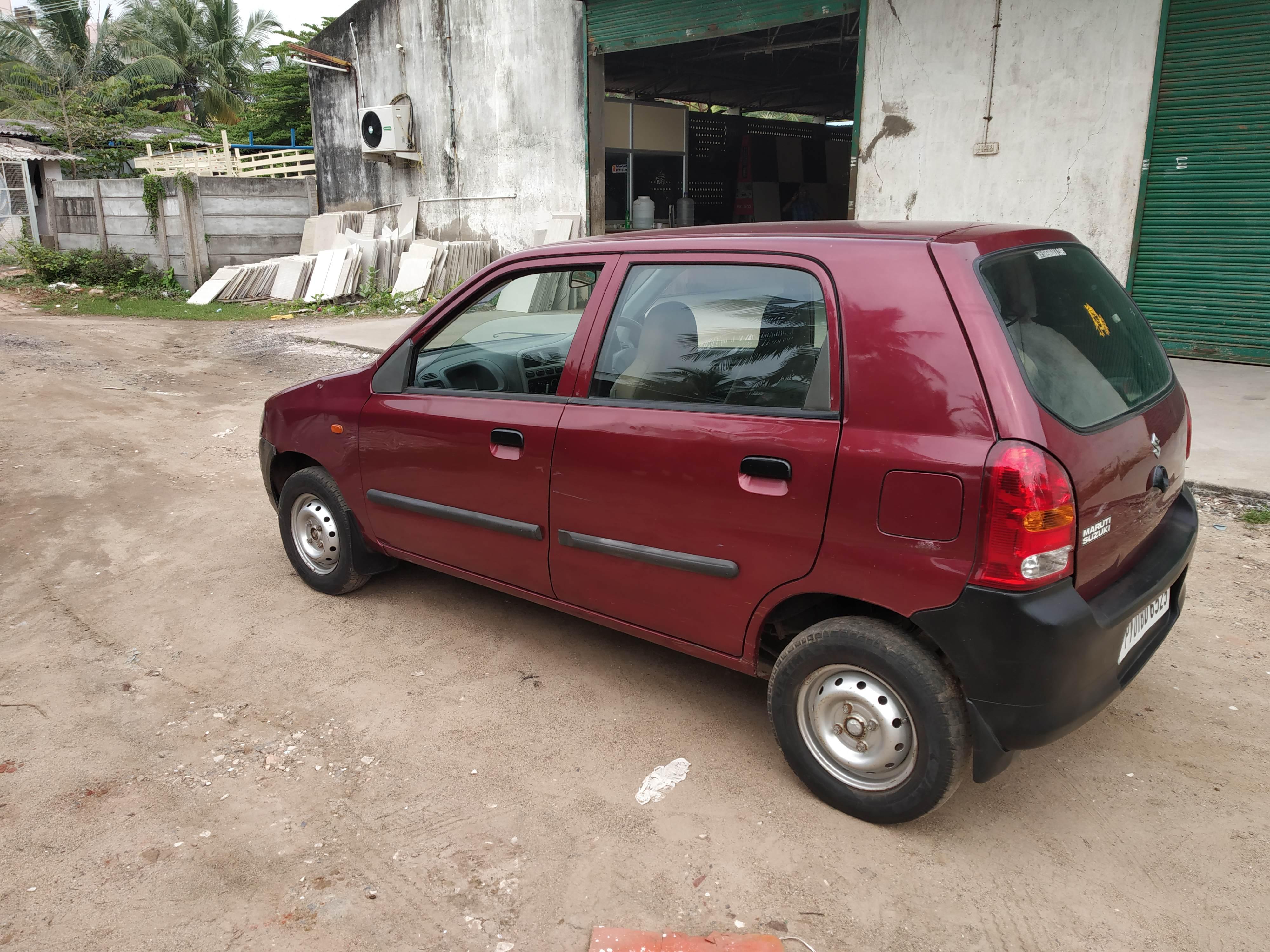 2010 Used Maruti Suzuki Alto LXI BS IV