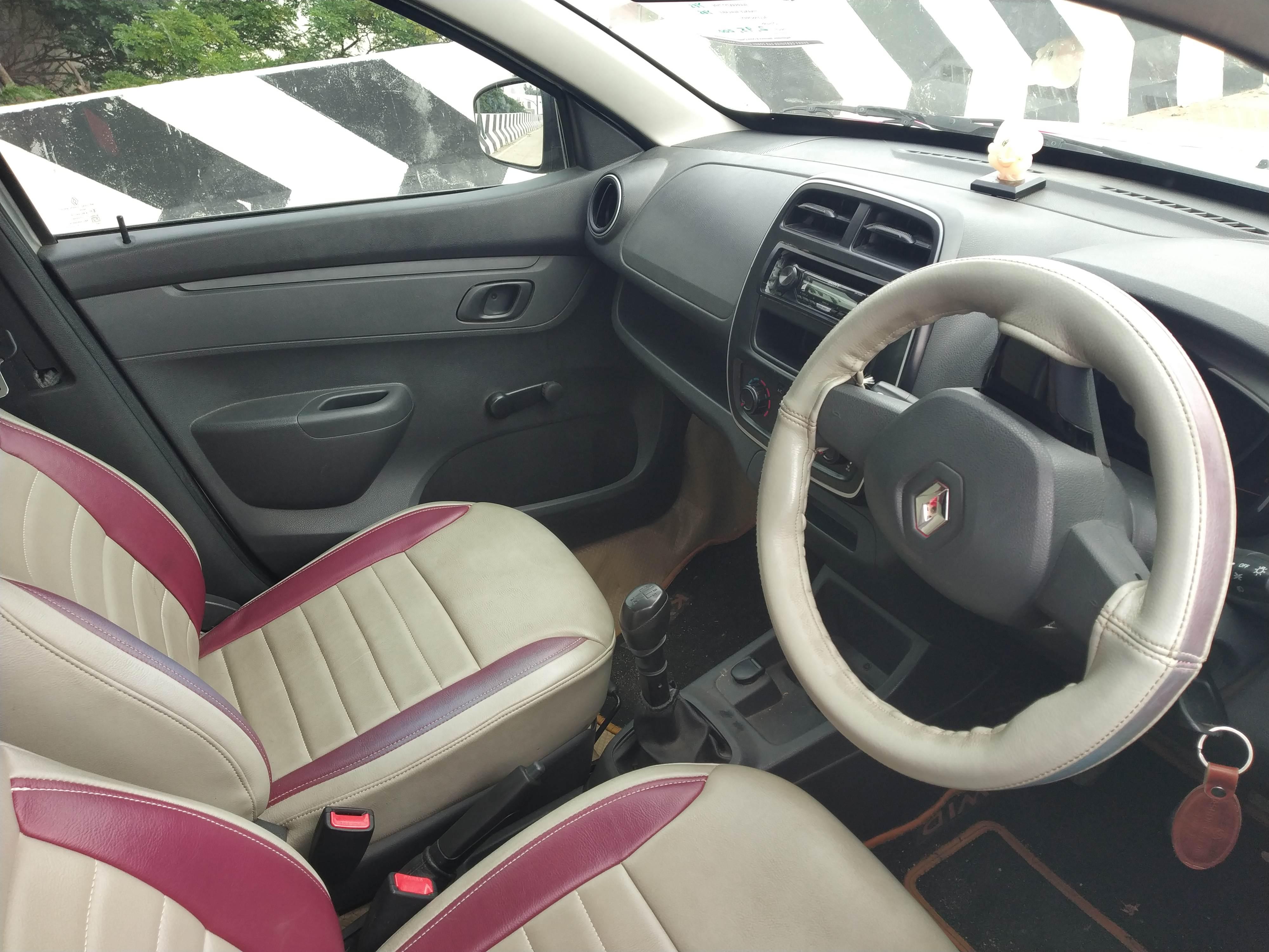 2016 Used Renault Kwid RXL