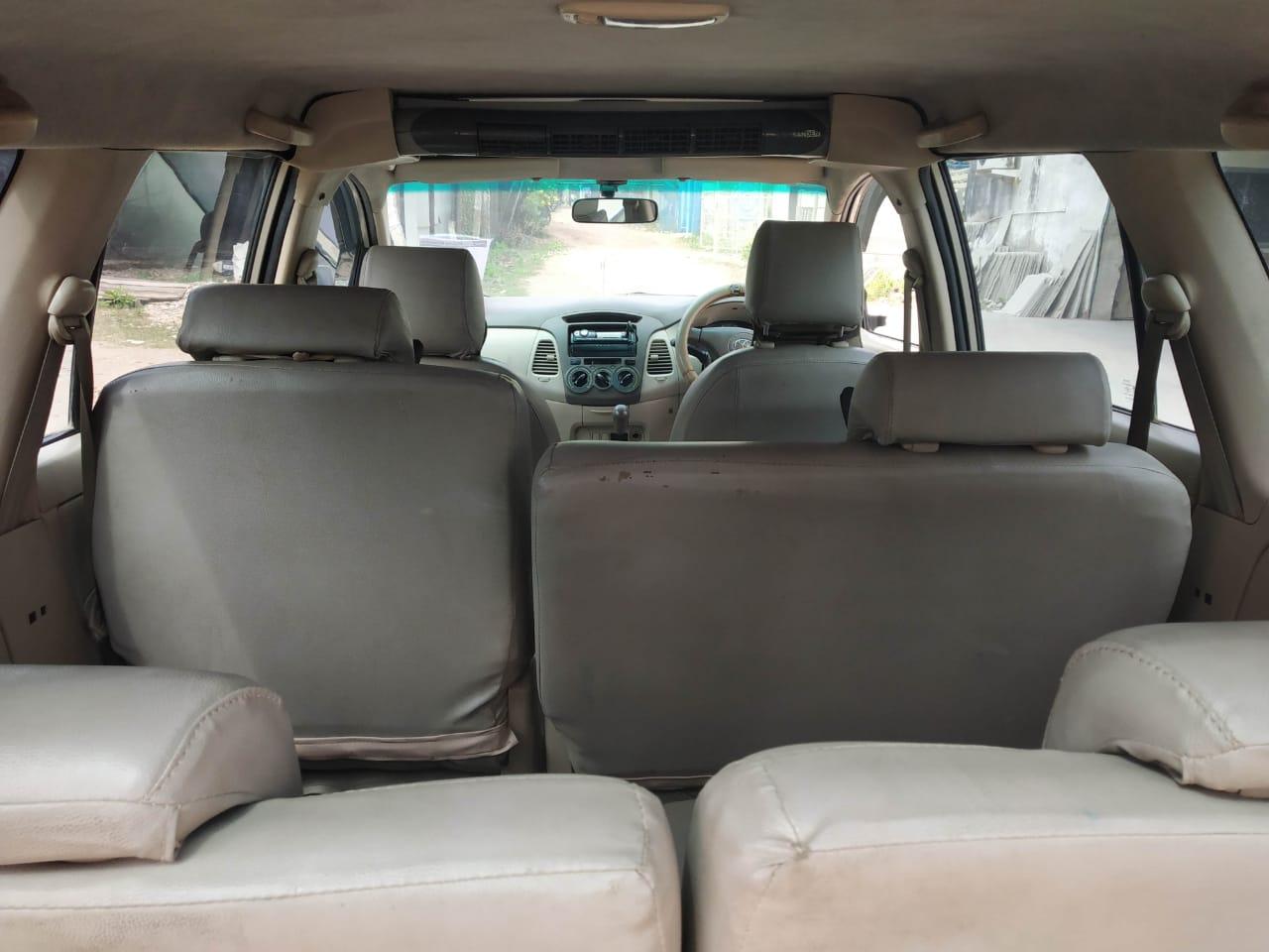 2007 Used Toyota Innova 2.5 G4 7 STR