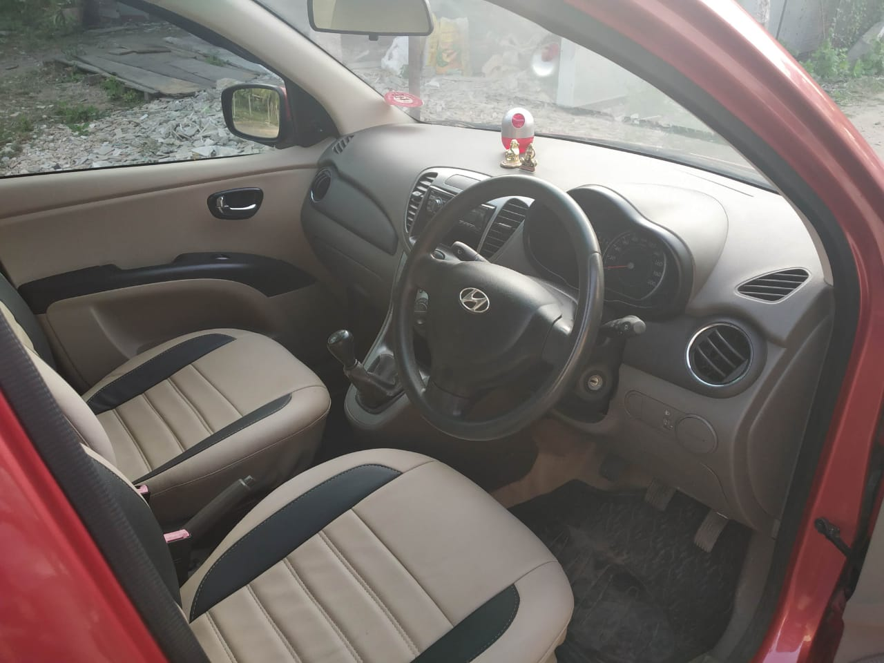 2011 Used Hyundai I10 MAGNA 1.1 IRDE2
