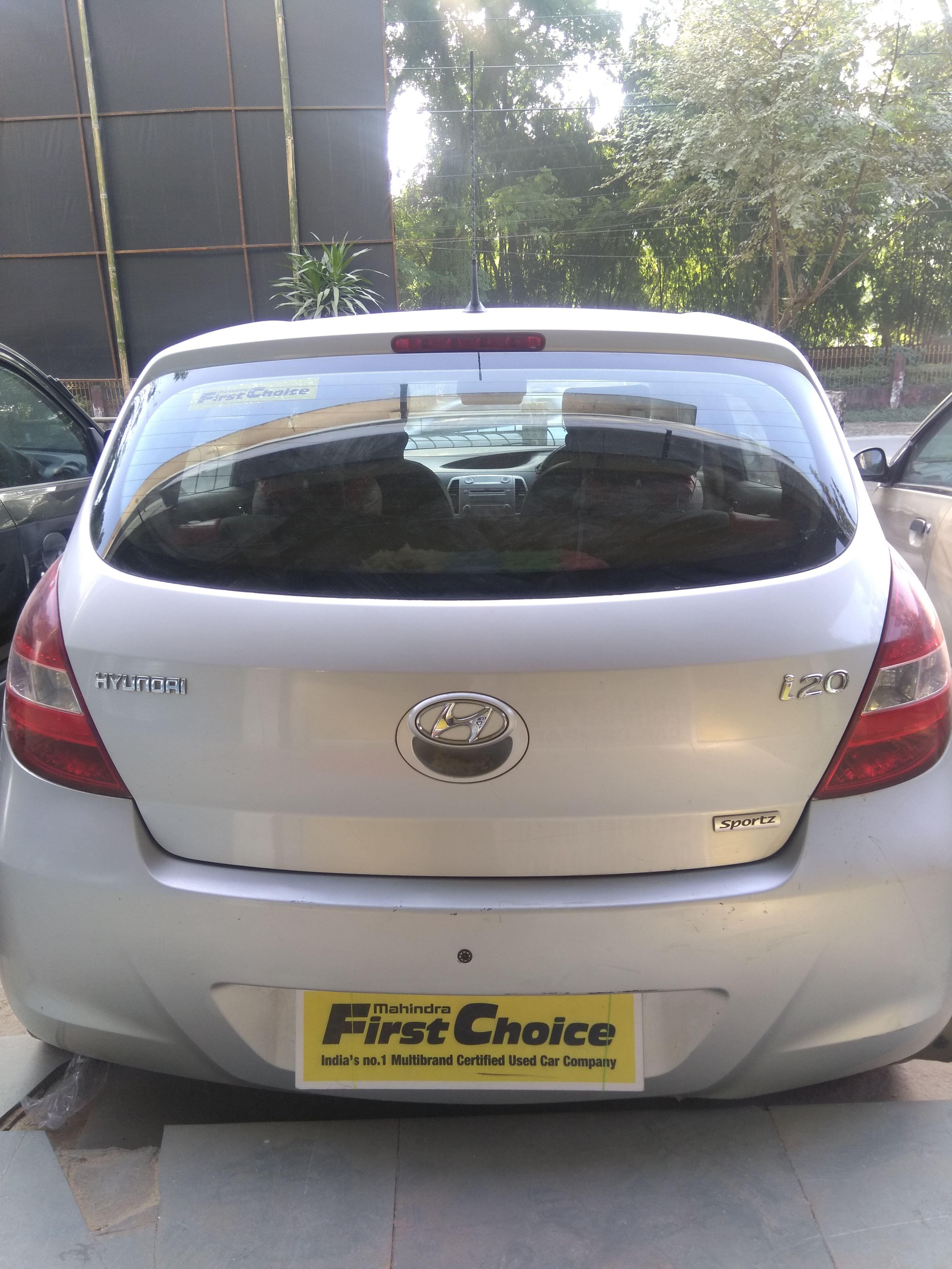 2010 Used Hyundai I20 ERA 1.2 BS IV