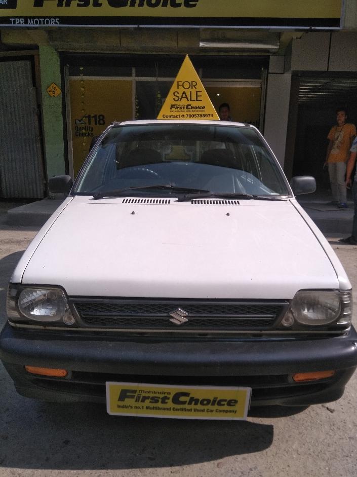 2006 Used Maruti Suzuki 800 STD BS III