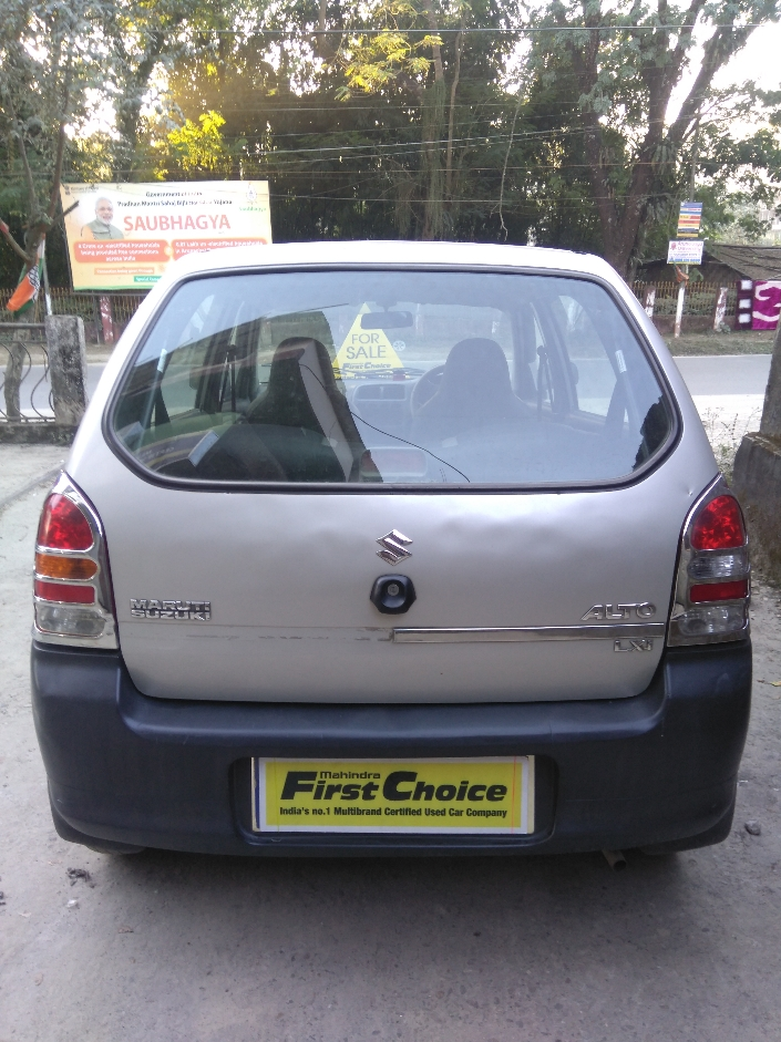 2011 Used Maruti Suzuki Alto LXI BS IV