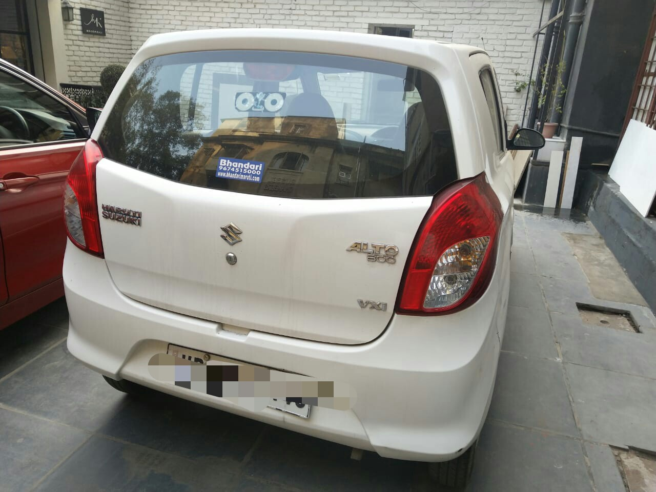 2017 Used Maruti Suzuki Alto 800 ALTO 800 VXI