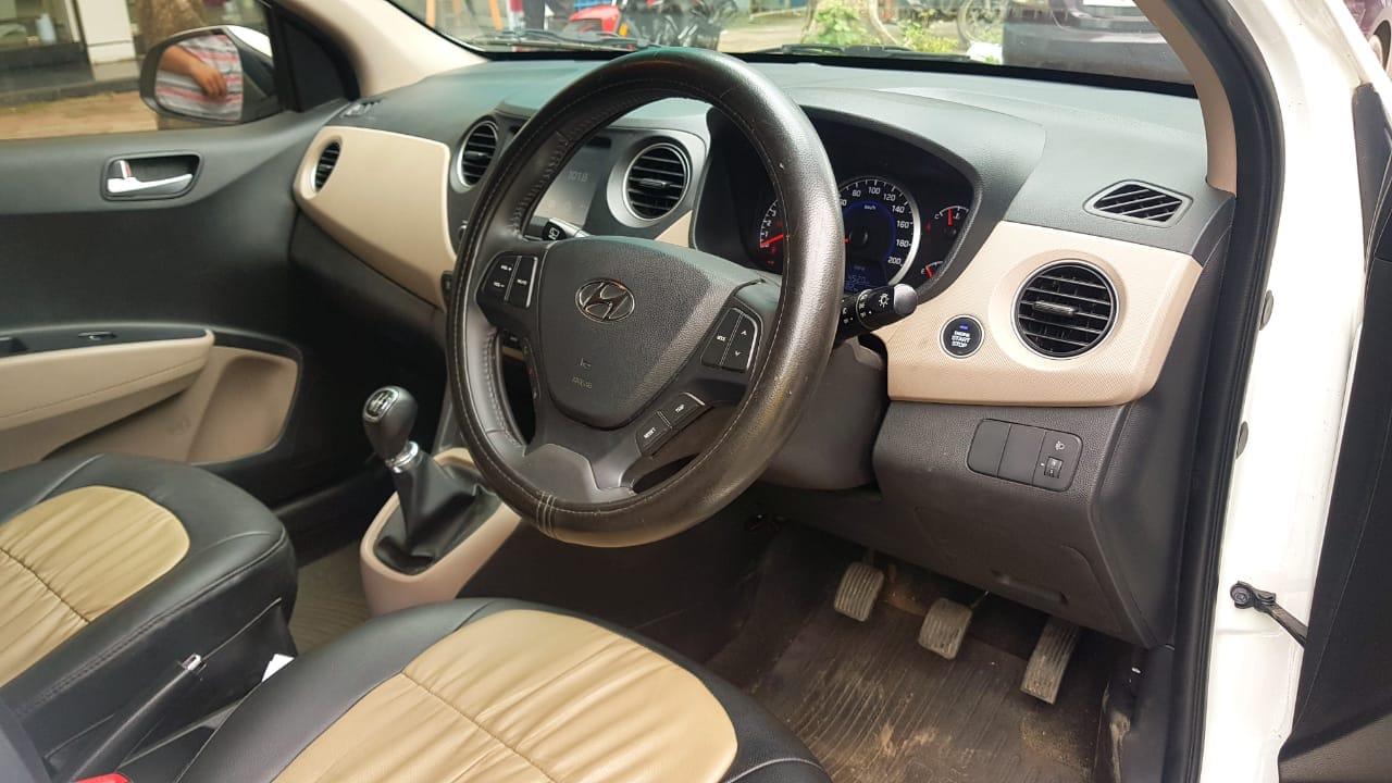 2017 Used Hyundai Grand I10 ASTA 1.1 CRDI