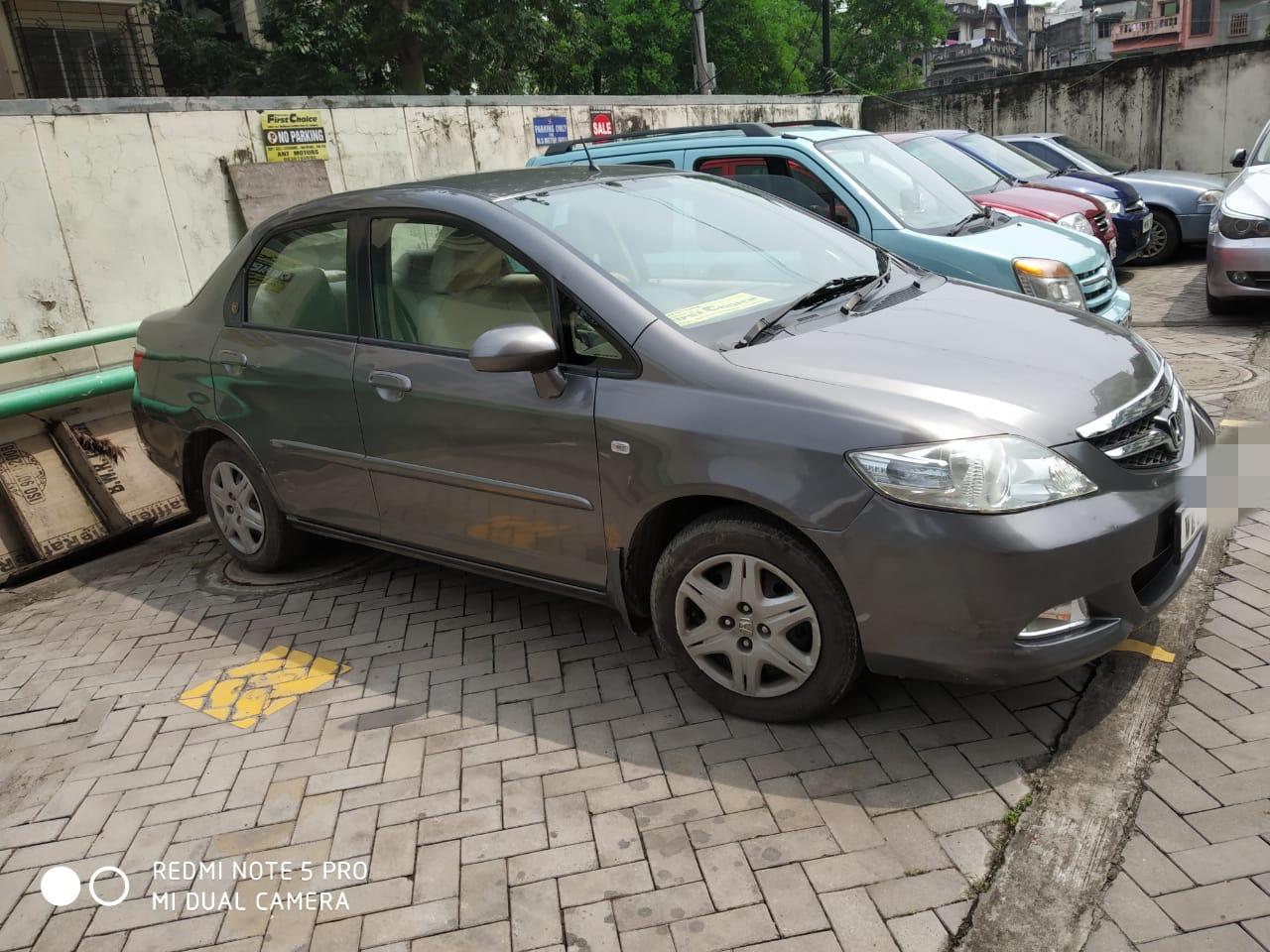 2007 Used Honda City Zx GXI