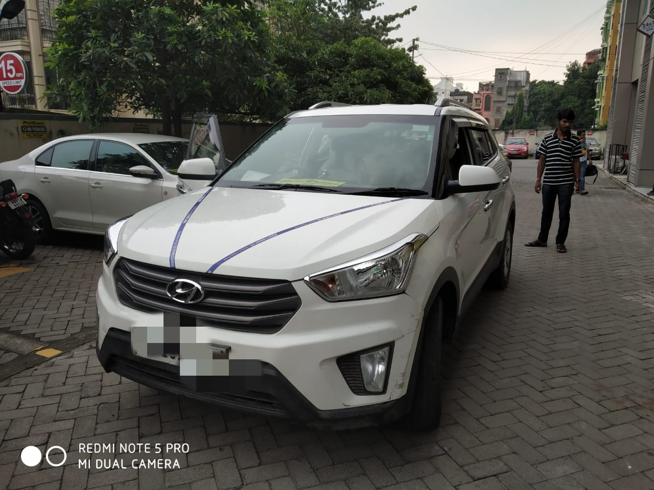 Hyundai Creta 1 4 Crdi S Mahindra First Choice