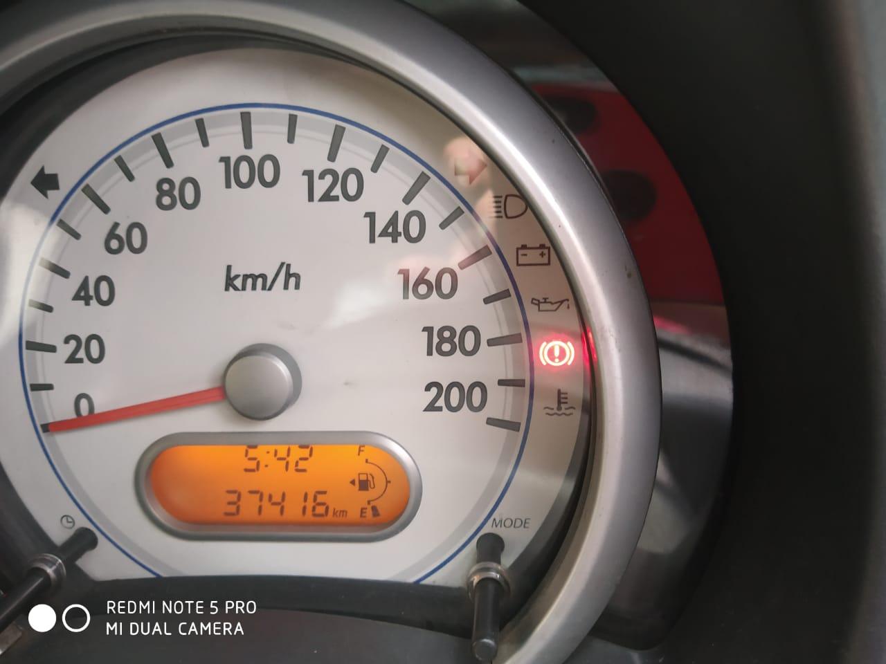 2009 Used Maruti Suzuki Ritz VXI BS IV