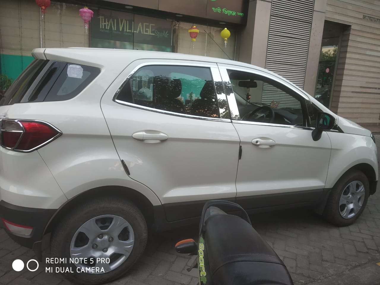 2016 Used Ford Ecosport TREND + 1.5L TDCI