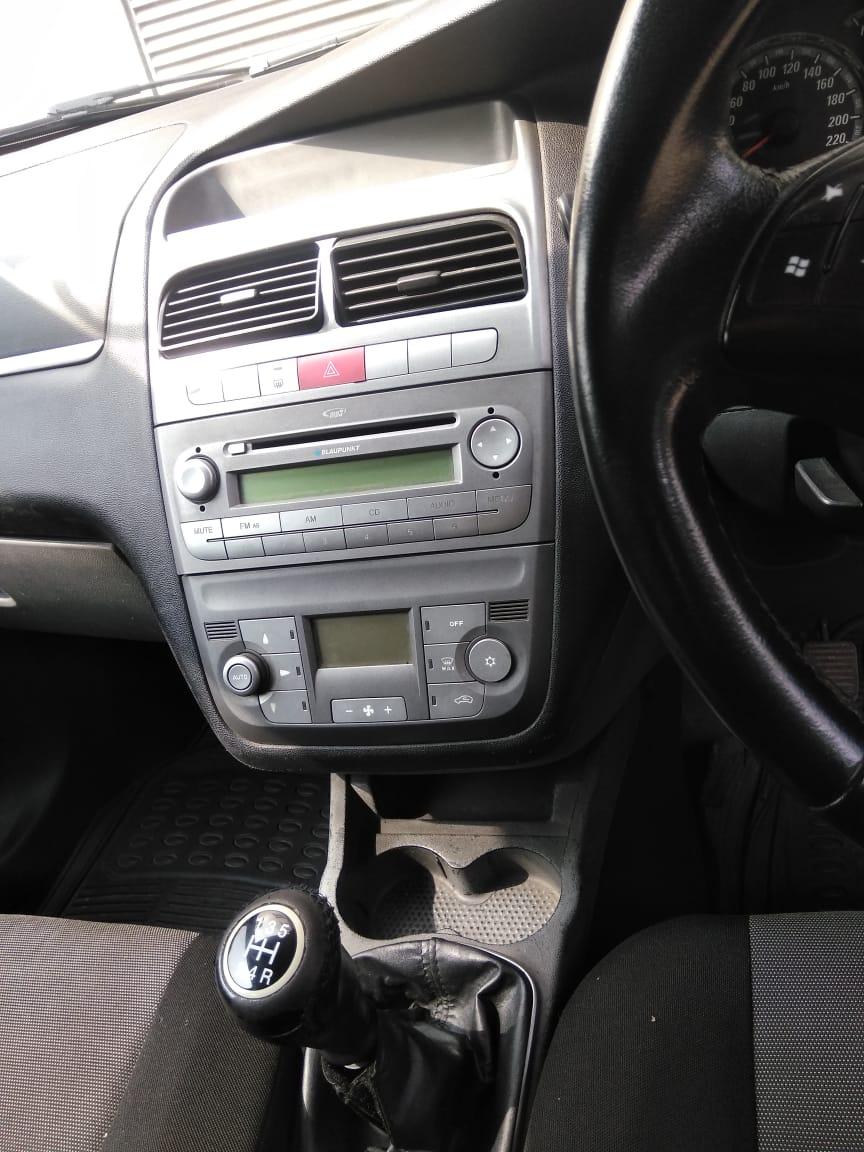 2009 Used Fiat Grand Punto EMOTION 1.3
