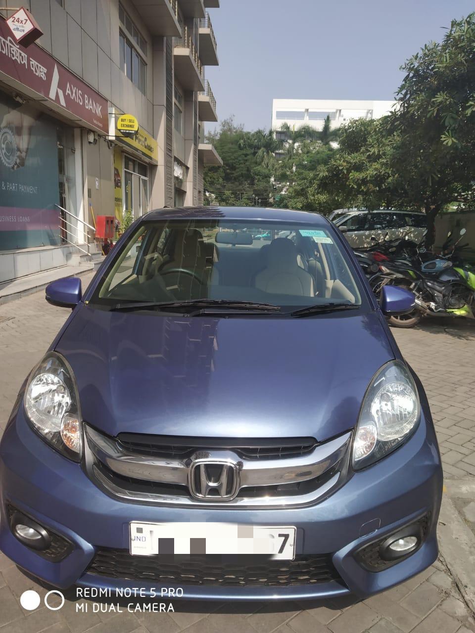 2017 Used Honda Amaze 1.2 VXMT I VTEC