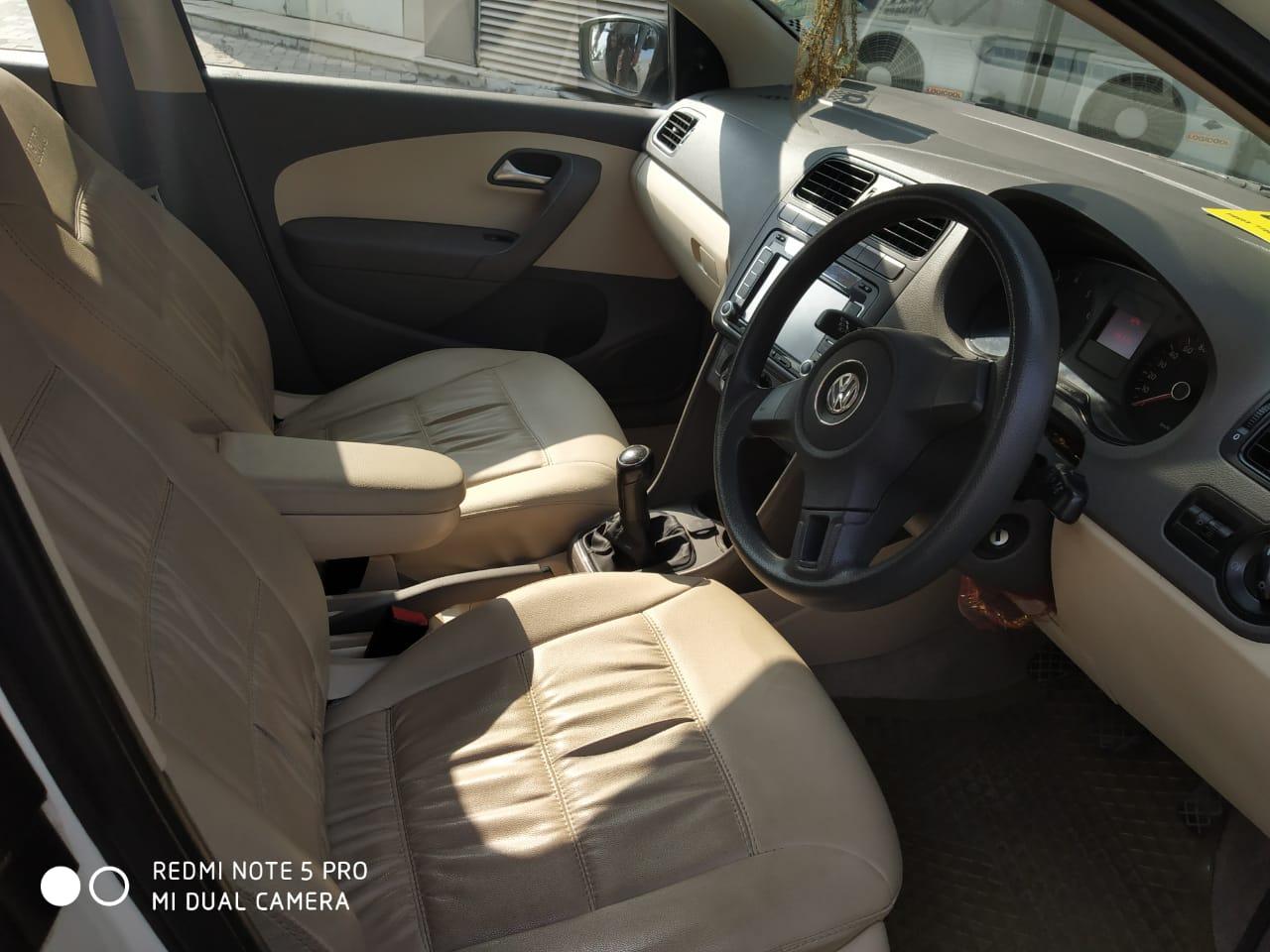 2012 Used Volkswagen Vento HIGHLINE PETROL