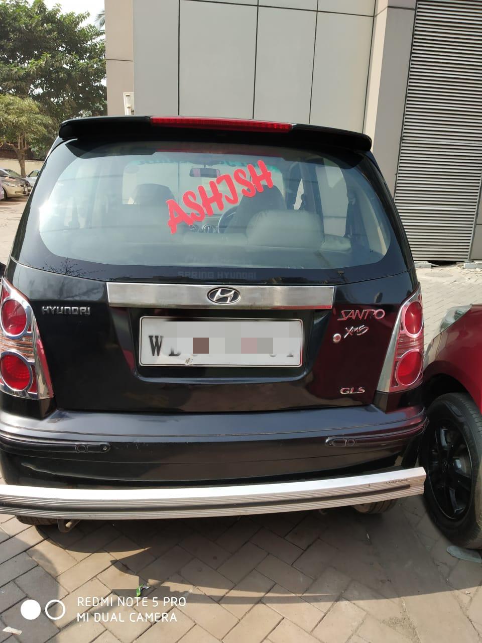 2010 Used Hyundai Santro Xing GLS